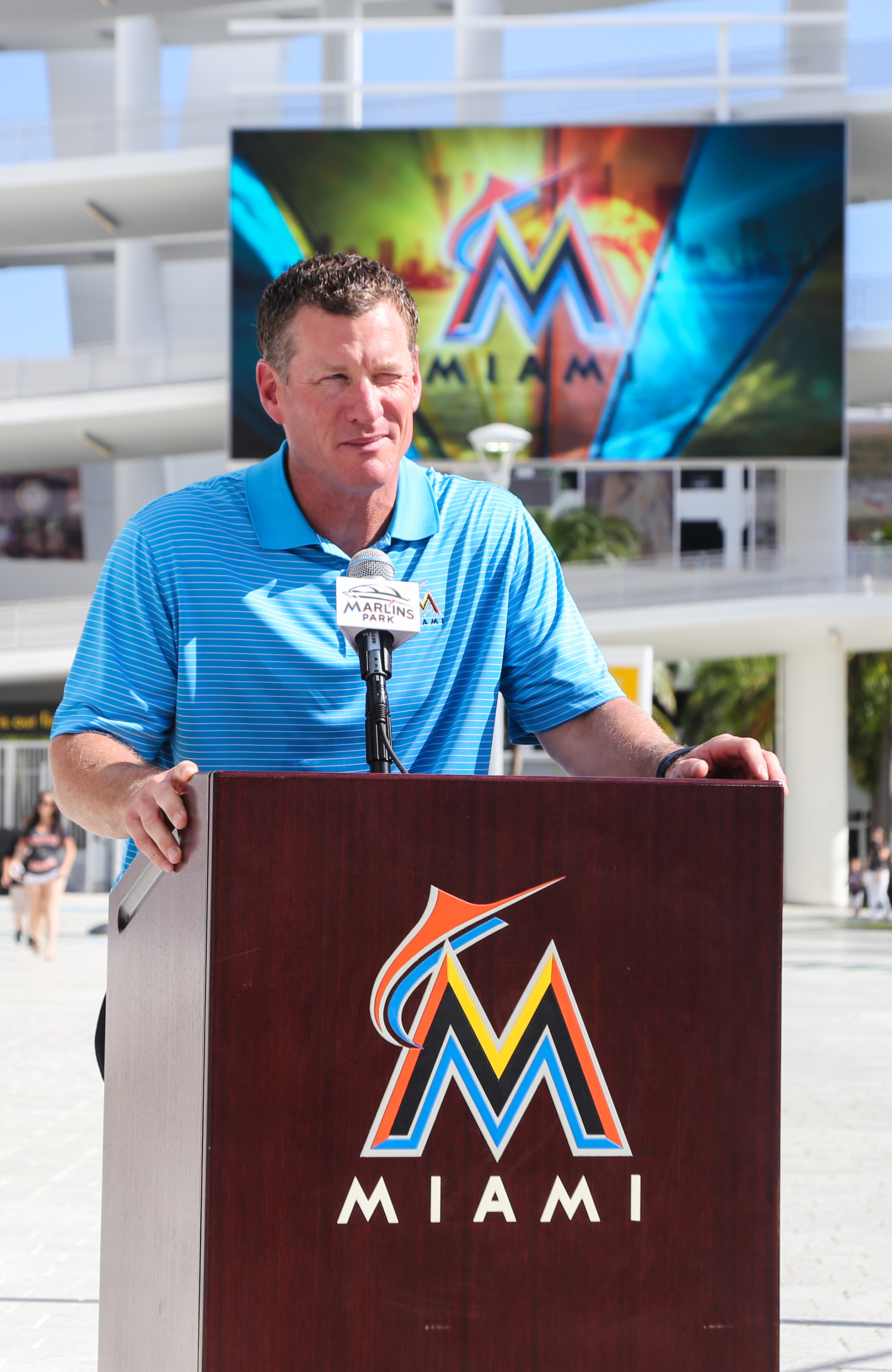 Ride of Fame Inducts 1st Miami Honoree Jeff Conine As Part Of Worldwide Expansion