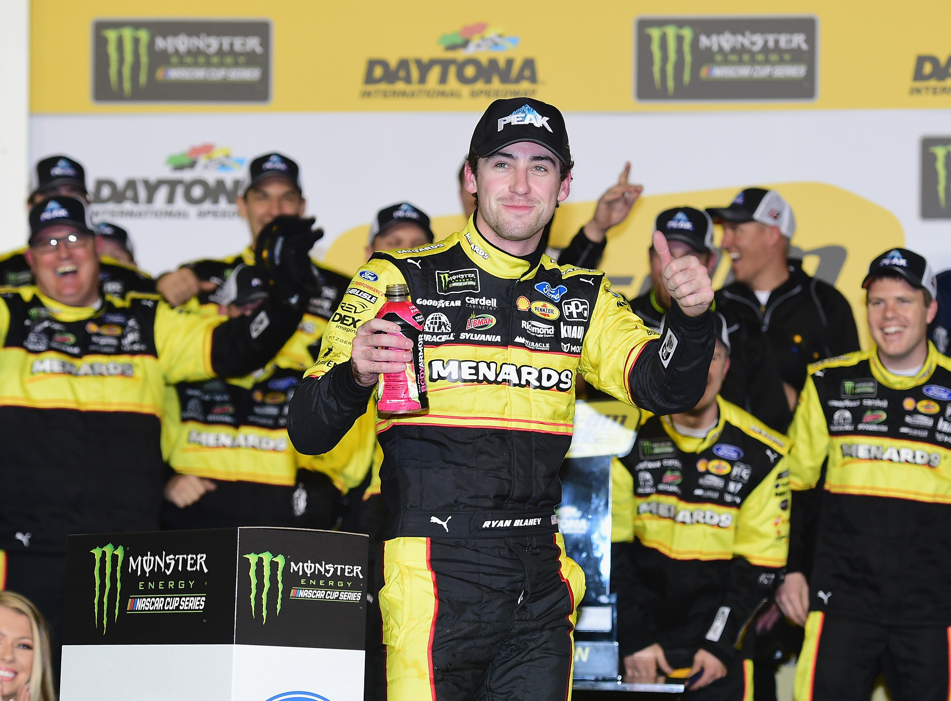Monster Energy NASCAR Cup Series Can-Am Duel 1