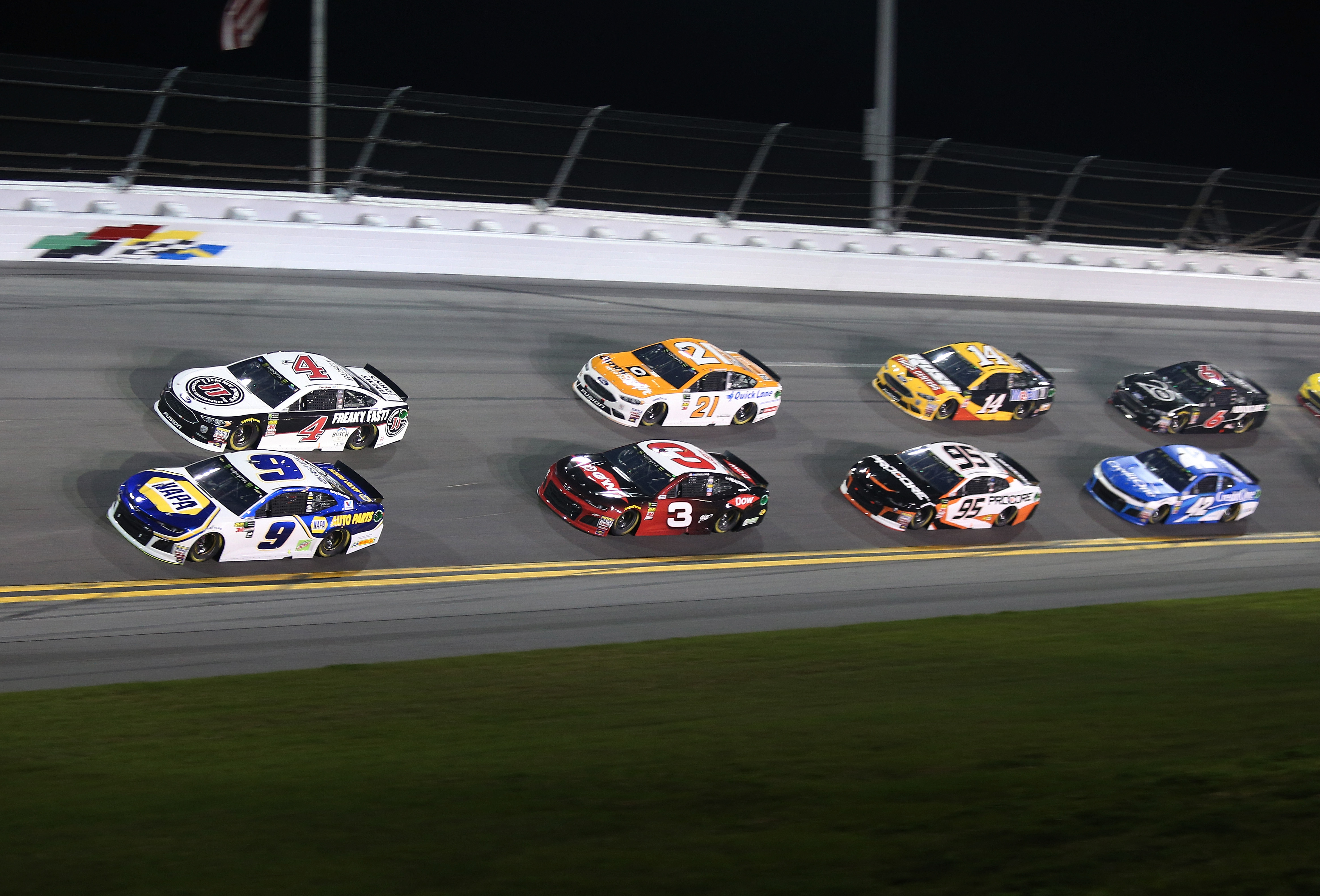 Monster Energy NASCAR Cup Series Can-Am Duel 2