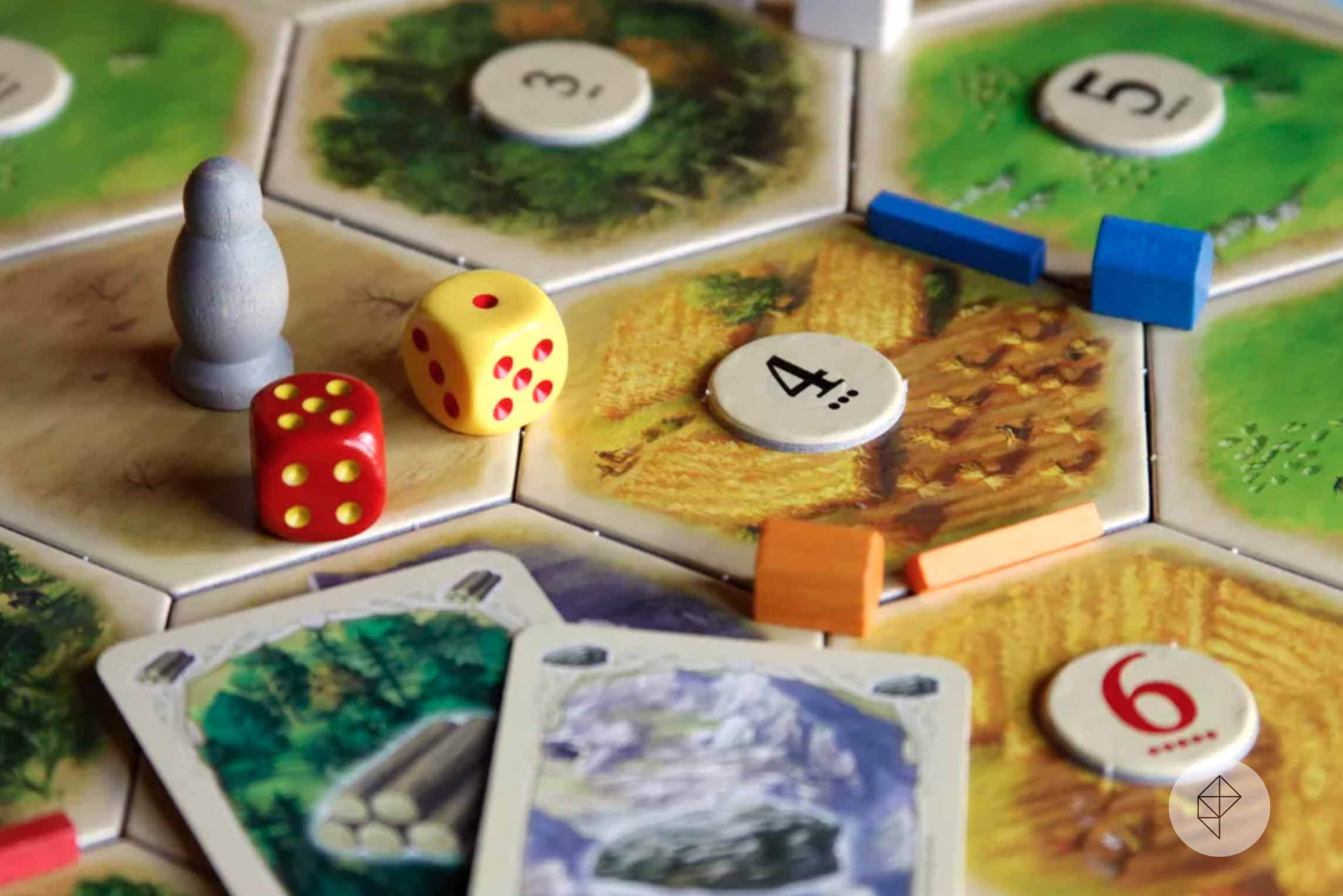 The best of Mayfair Games, from Catan to Vegas