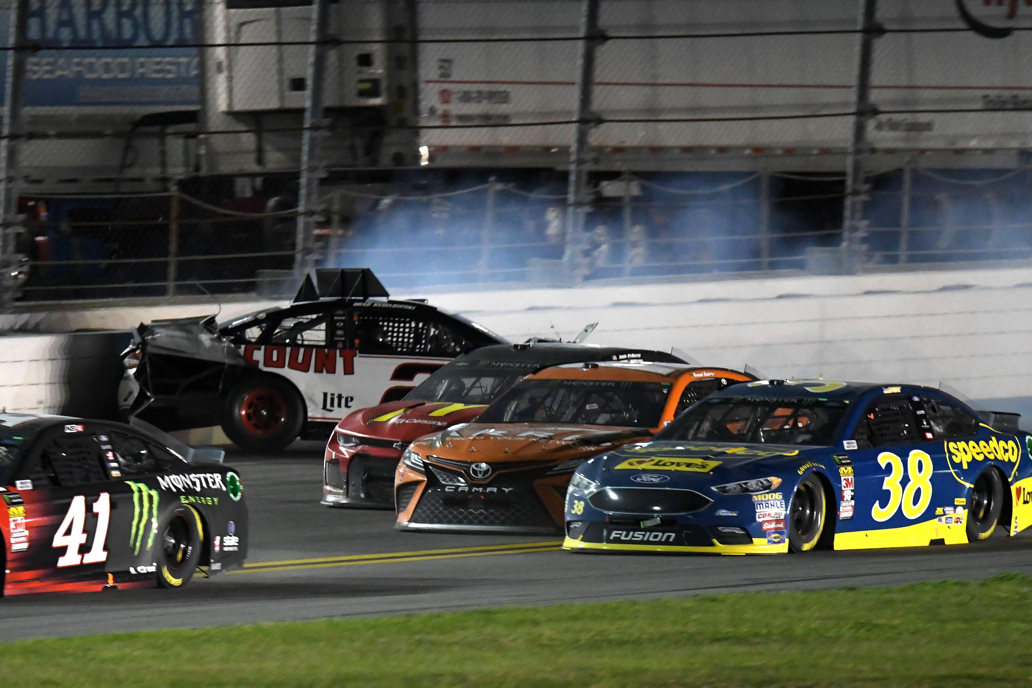 NASCAR: Can-Am Duel 1