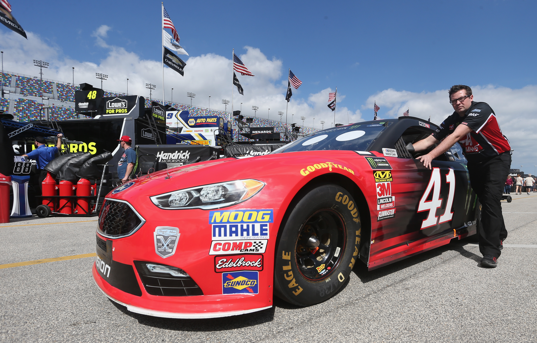 Monster Energy NASCAR Cup Series Daytona 500 - Practice