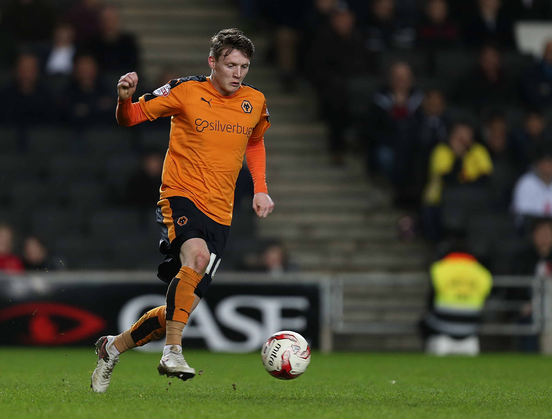 Milton Keynes Dons v Wolverhampton Wanderers - Sky Bet Championship