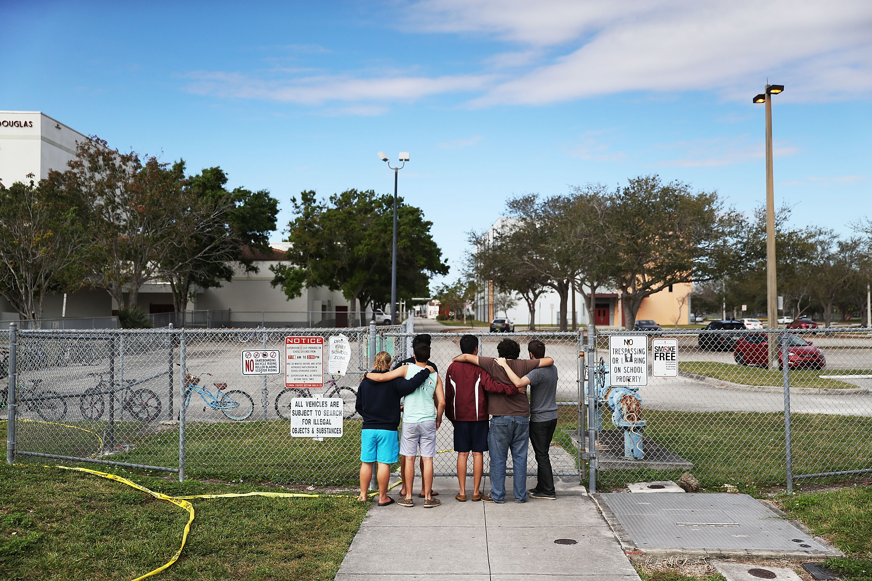 Students are rising up against gun violence in the aftermath of the Florida shooting