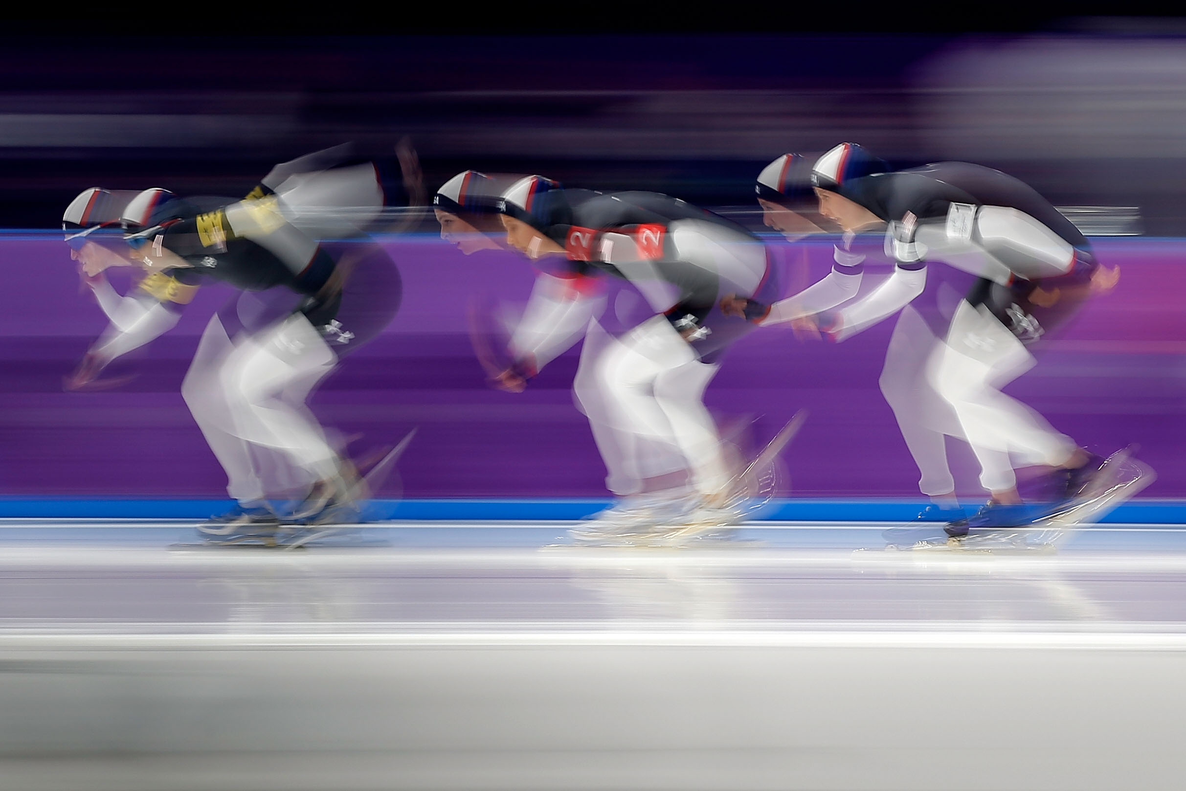 Speed Skating - Winter Olympics Day 10
