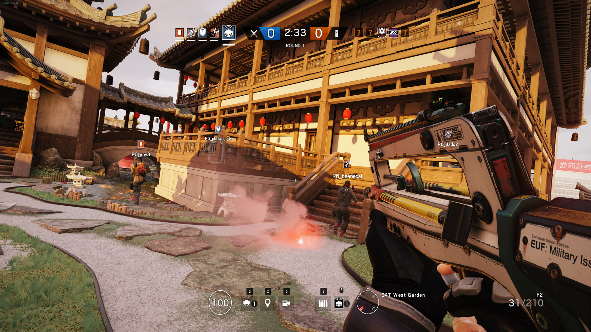 The redemption of Rainbow Six Siege