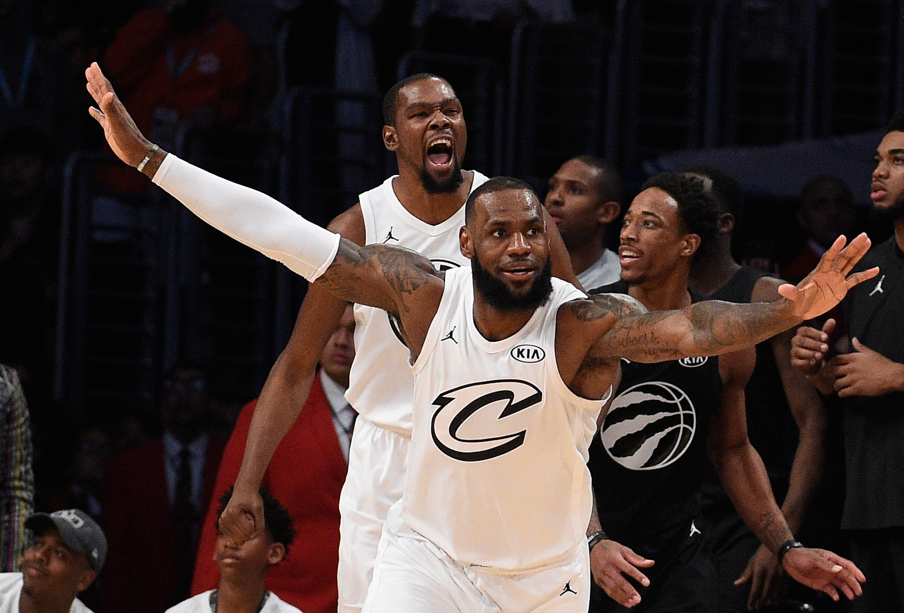 2018 NBA All-Star Weekend - Golden State Of Mind
