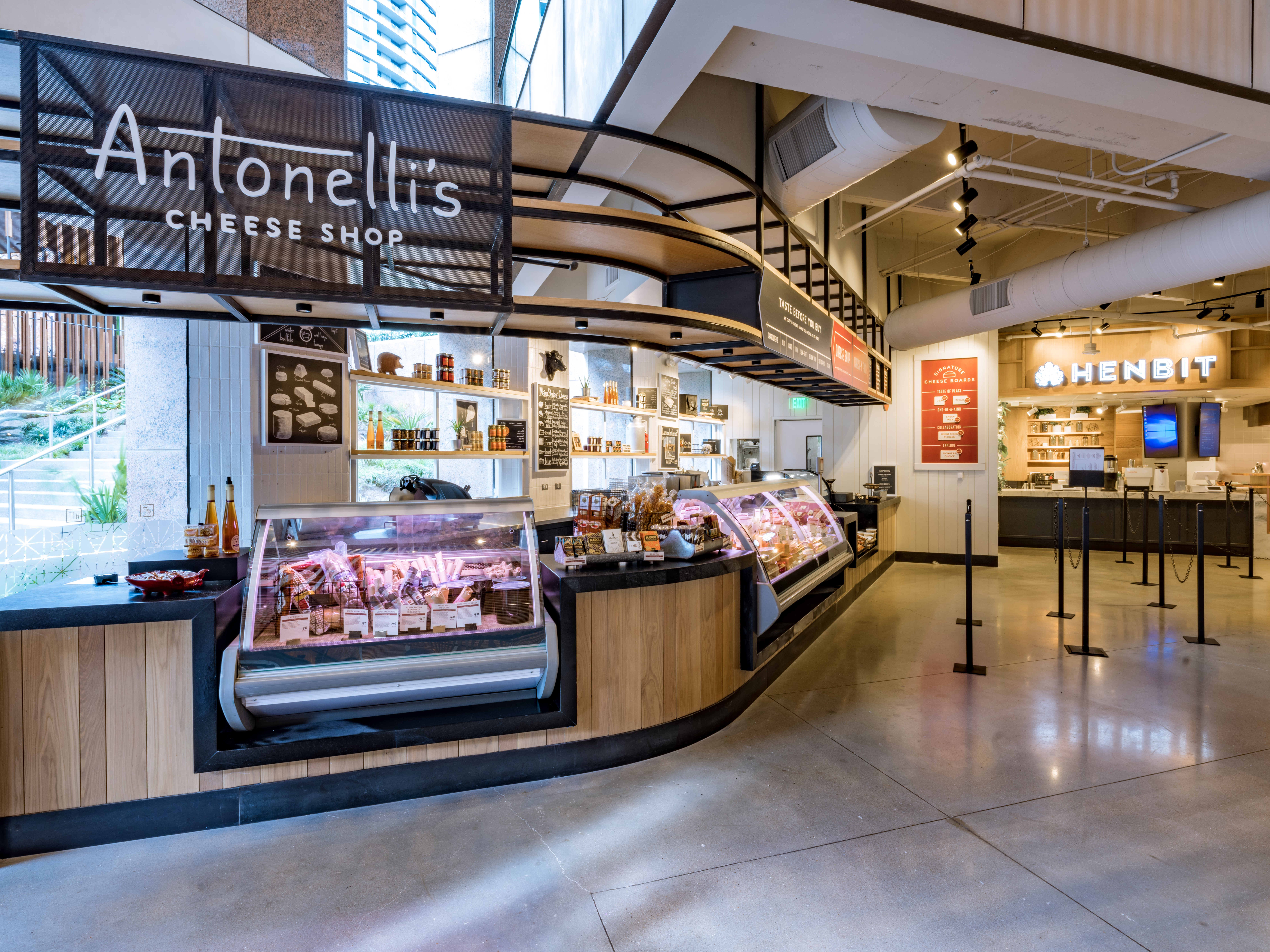 Antonelli's Cheese Shop at Fareground