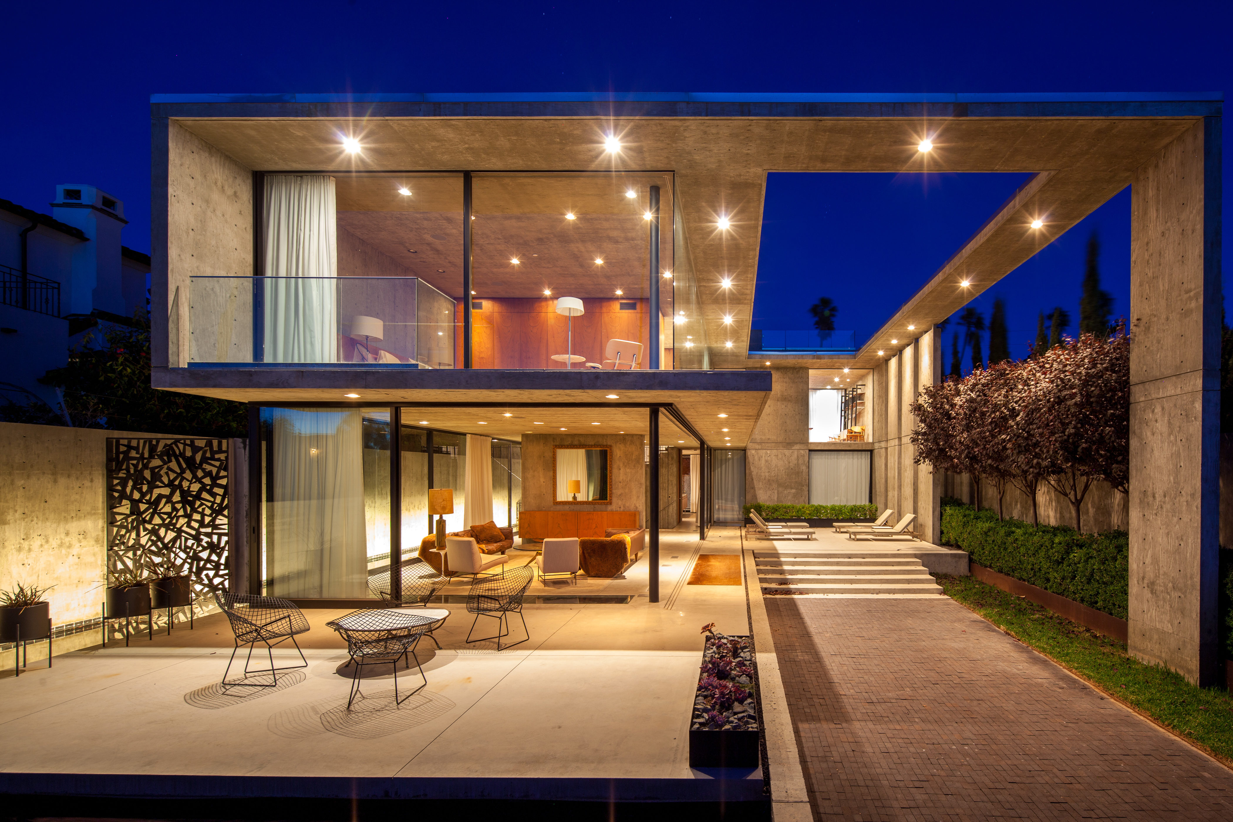 cool house building design. Ultimate concrete beach house wants  6 2M House of the Day Curbed