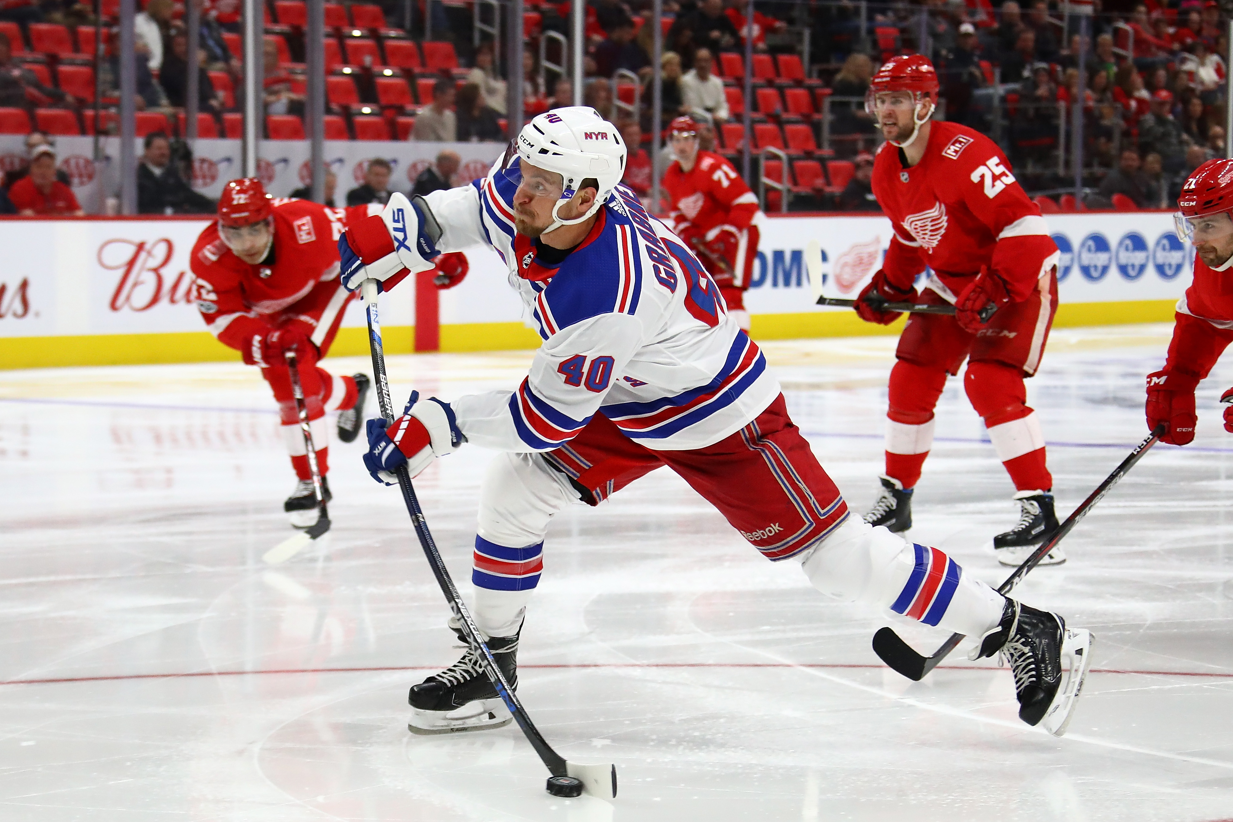 New York Rangers Trade Michael Grabner to New Jersey Devils 6178d3bb3