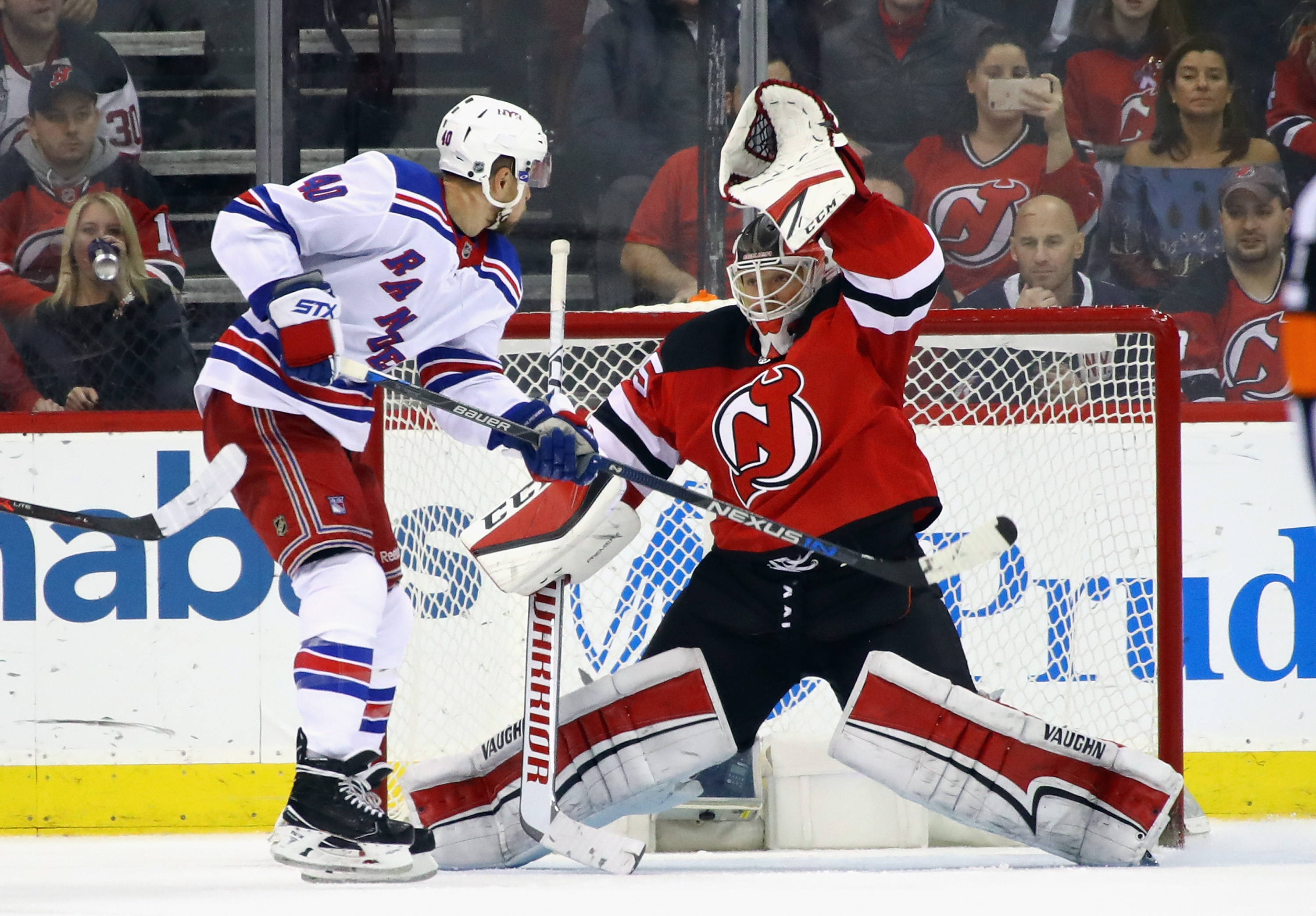 NJ Devils Make First Ever Trade with NY Rangers  Grabner for 2018 2nd Rd.  Pick   Rykov 184e81c34