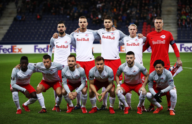 FC Salzburg v Vitoria Guimaraes - UEFA Europa League