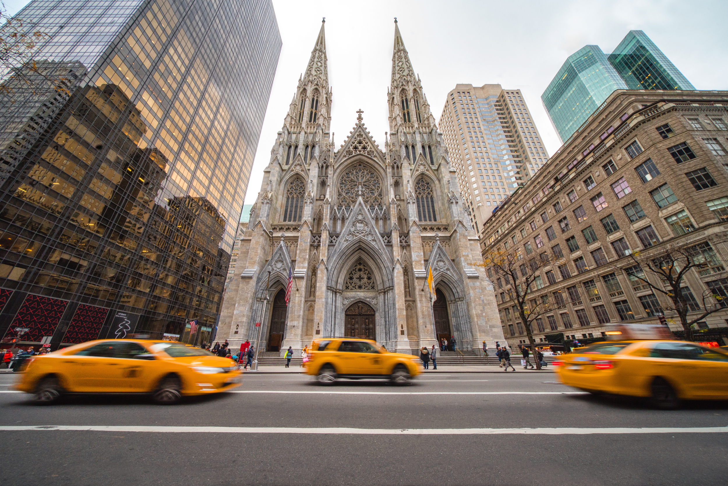 St. Patrick's Cathedral could cash in on air rights for $7.2M