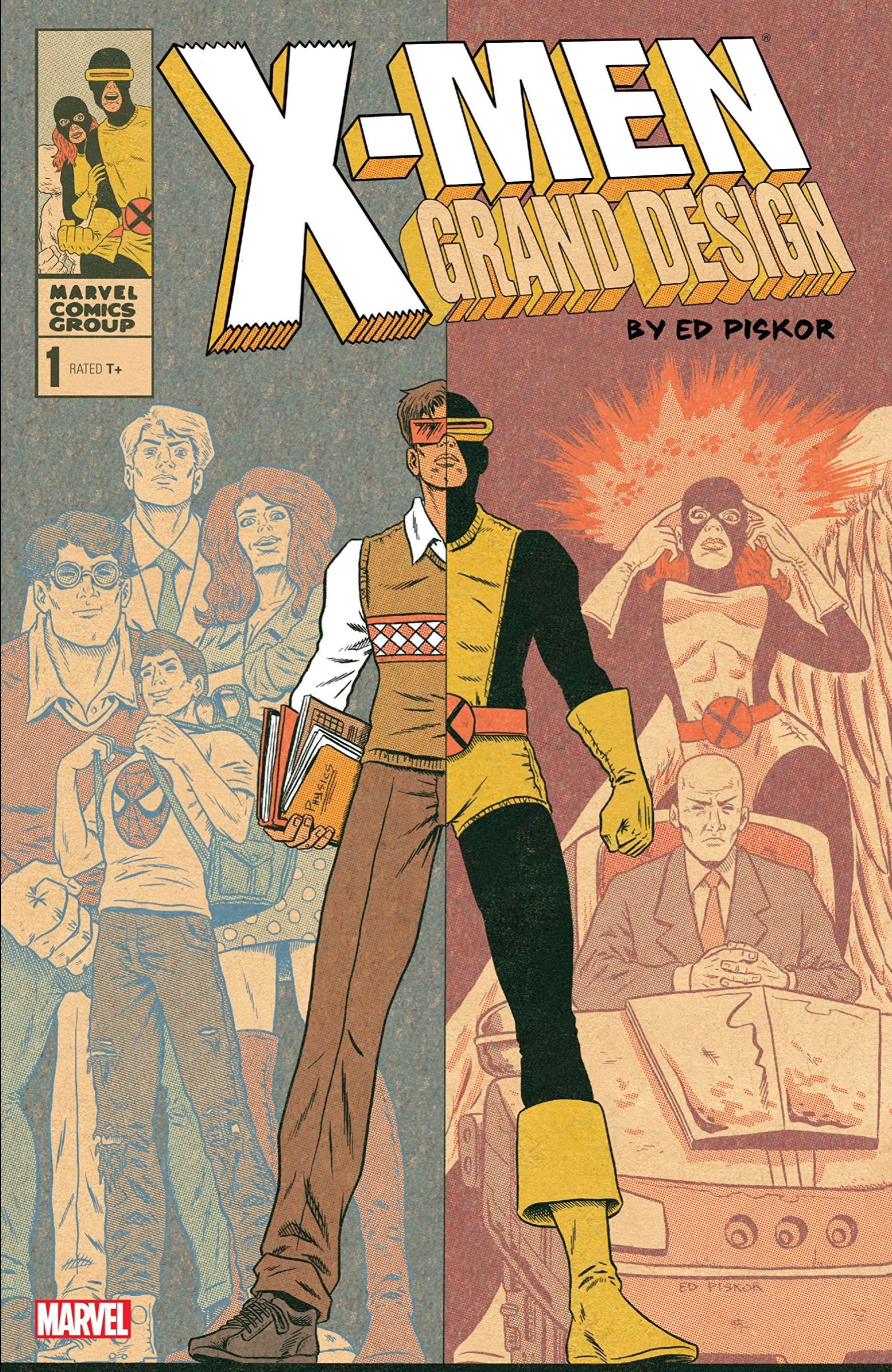 From hip-hop to X-Men — meet the artist rewriting Marvel history