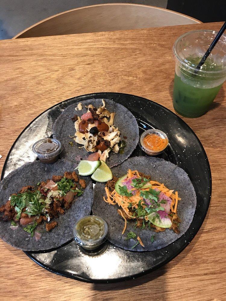 Tacos from Dai Due Taqueria
