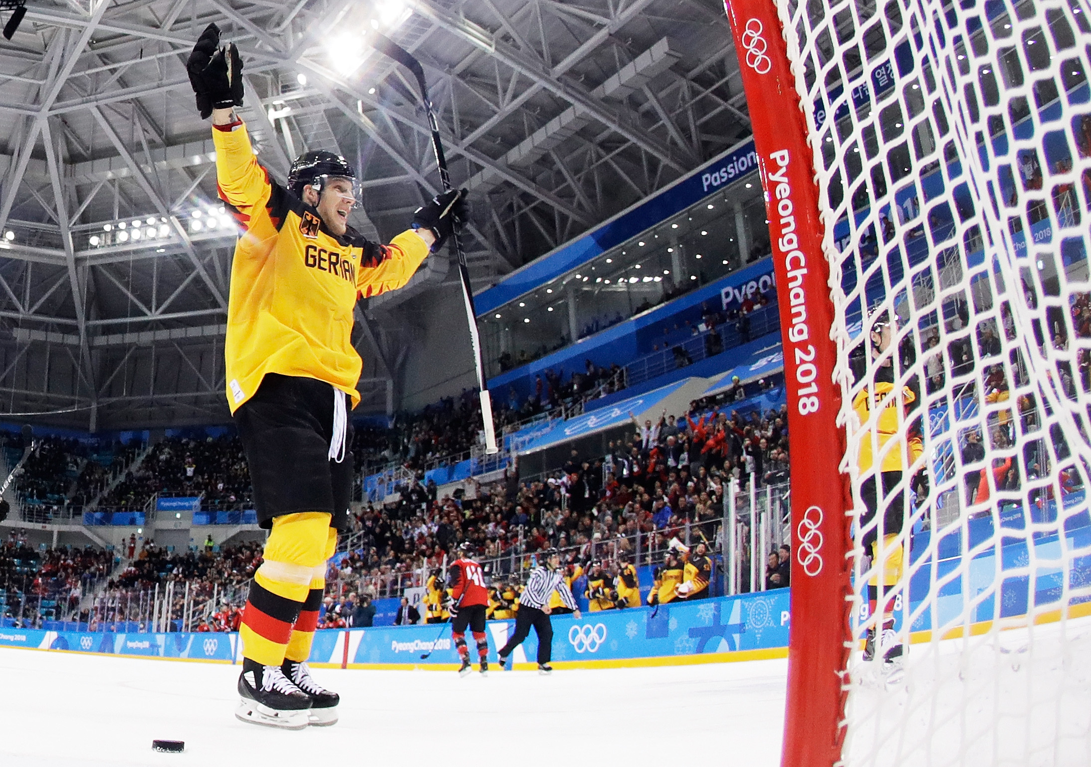 Pyeongchang: 5 Amazing Facts About Germany's Gold Medal Game Run