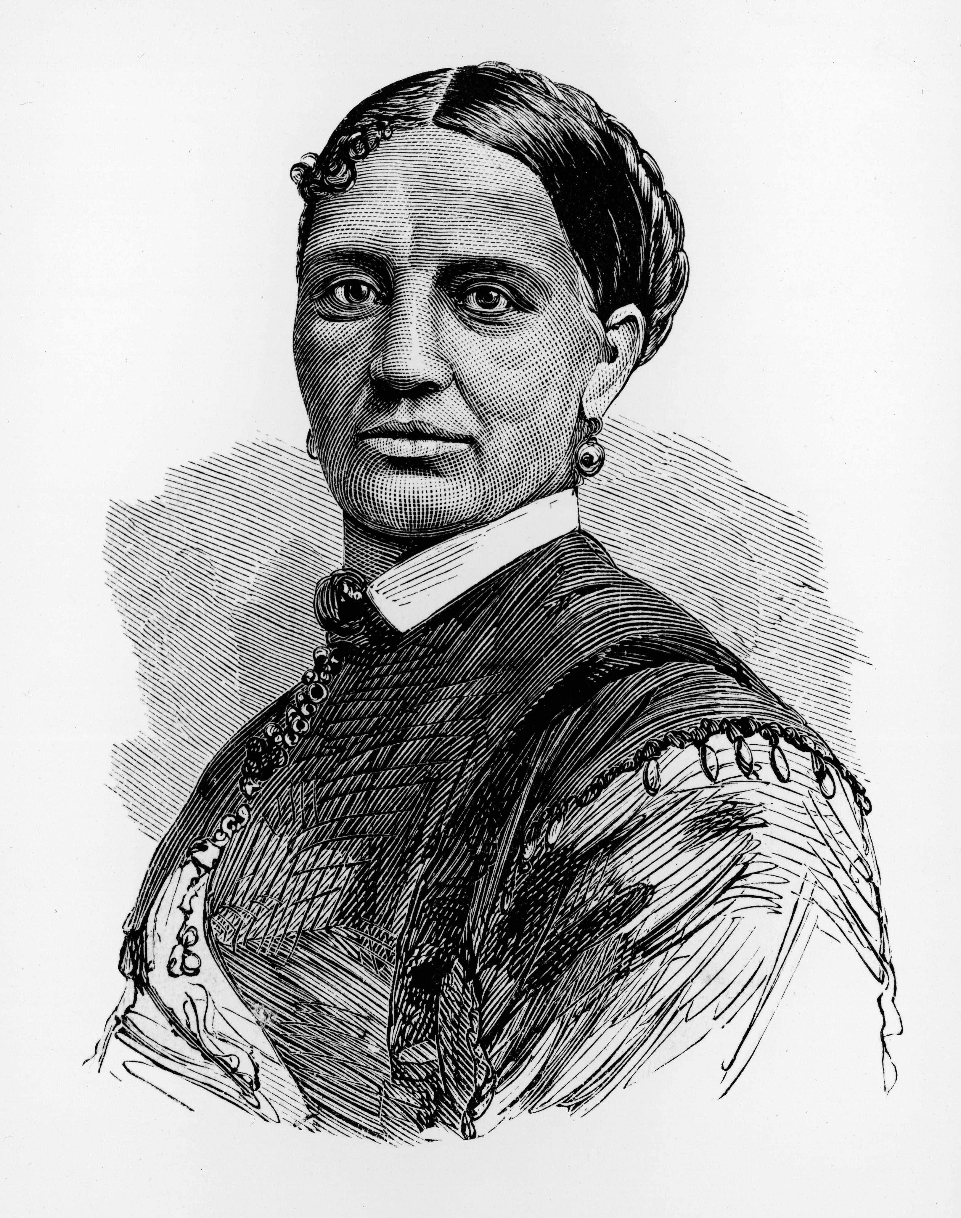 Dressmaker Elizabeth Keckley