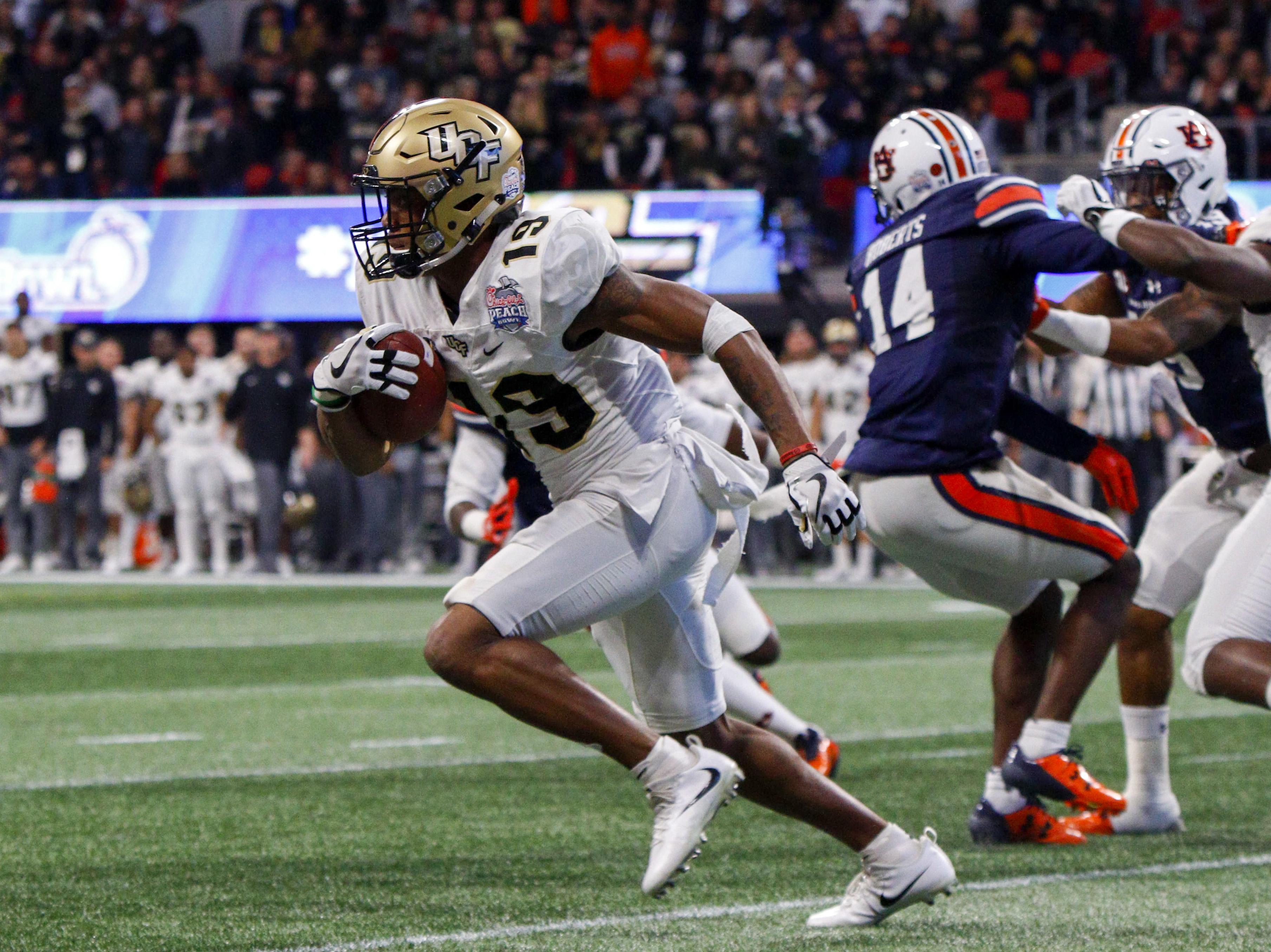 NCAA Football: Peach Bowl-Auburn vs Central Florida