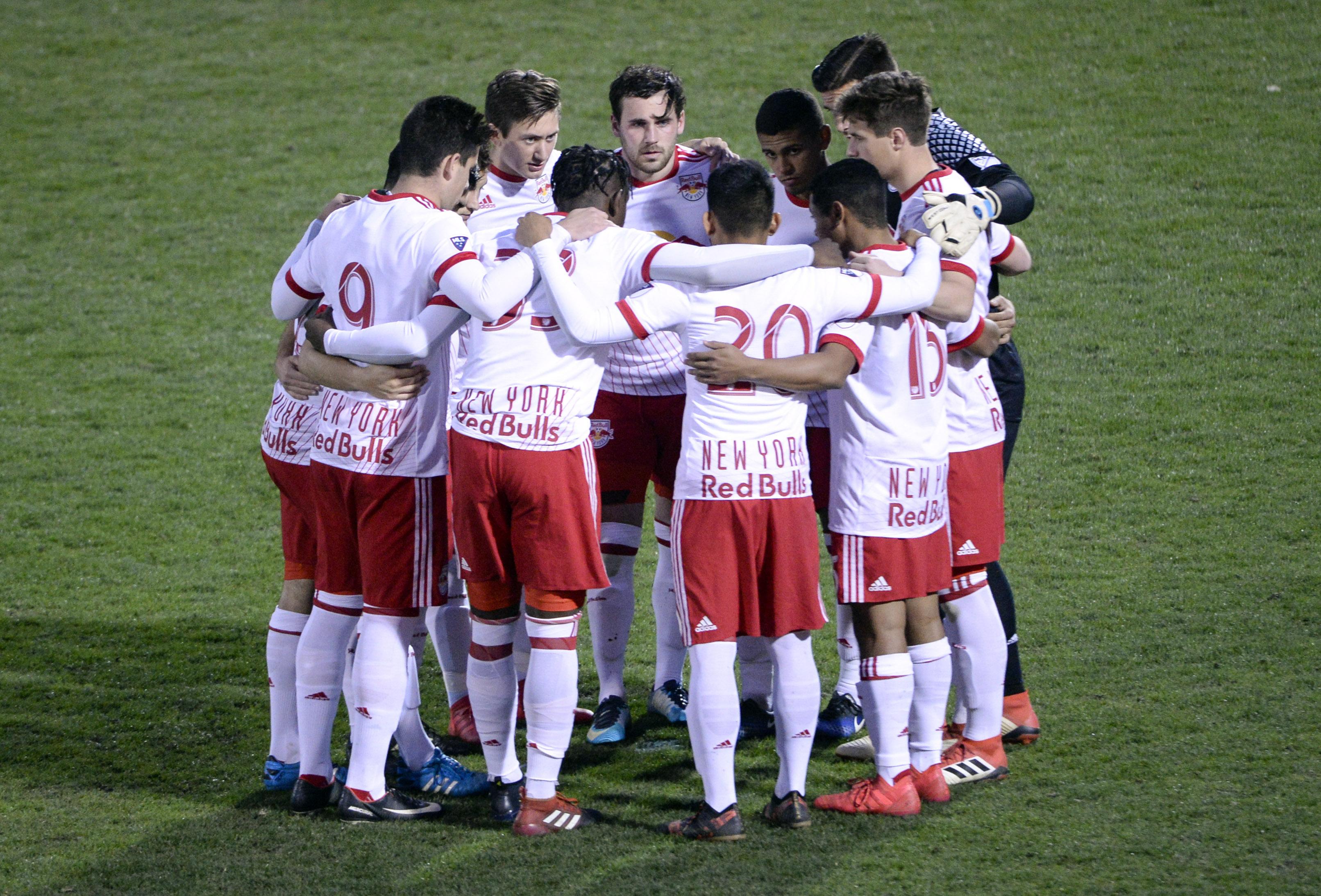 MLS: Houston Dynamo vs. NY Red Bulls