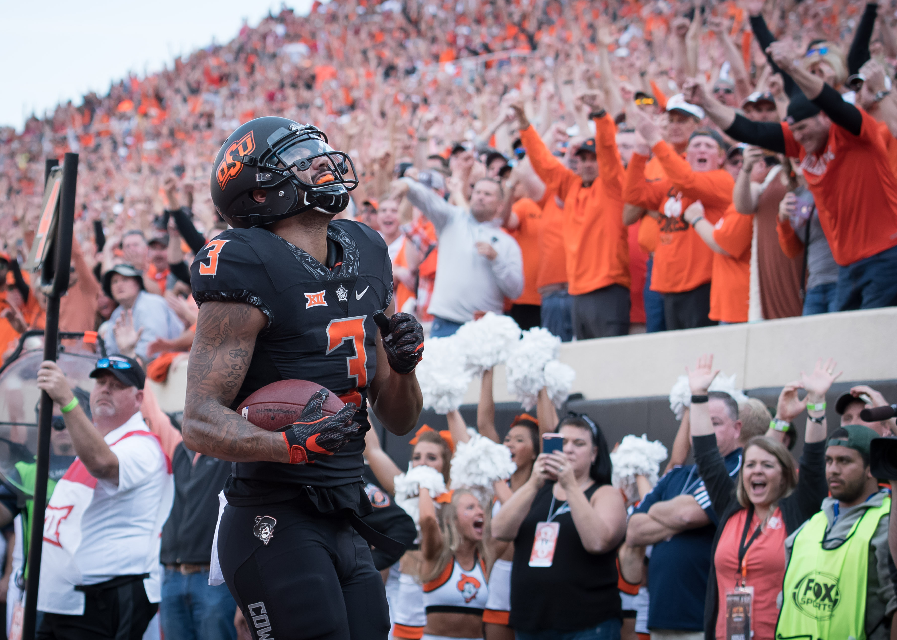 online store d3a99 c0a32 Marcell Ateman Was Oklahoma State's Other Vertical Threat ...