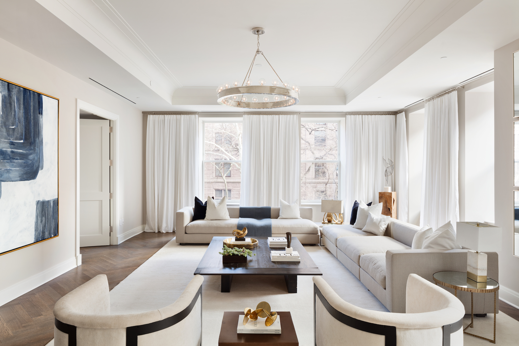 A First Look Inside One Madison 39 S 50 Million Triplex