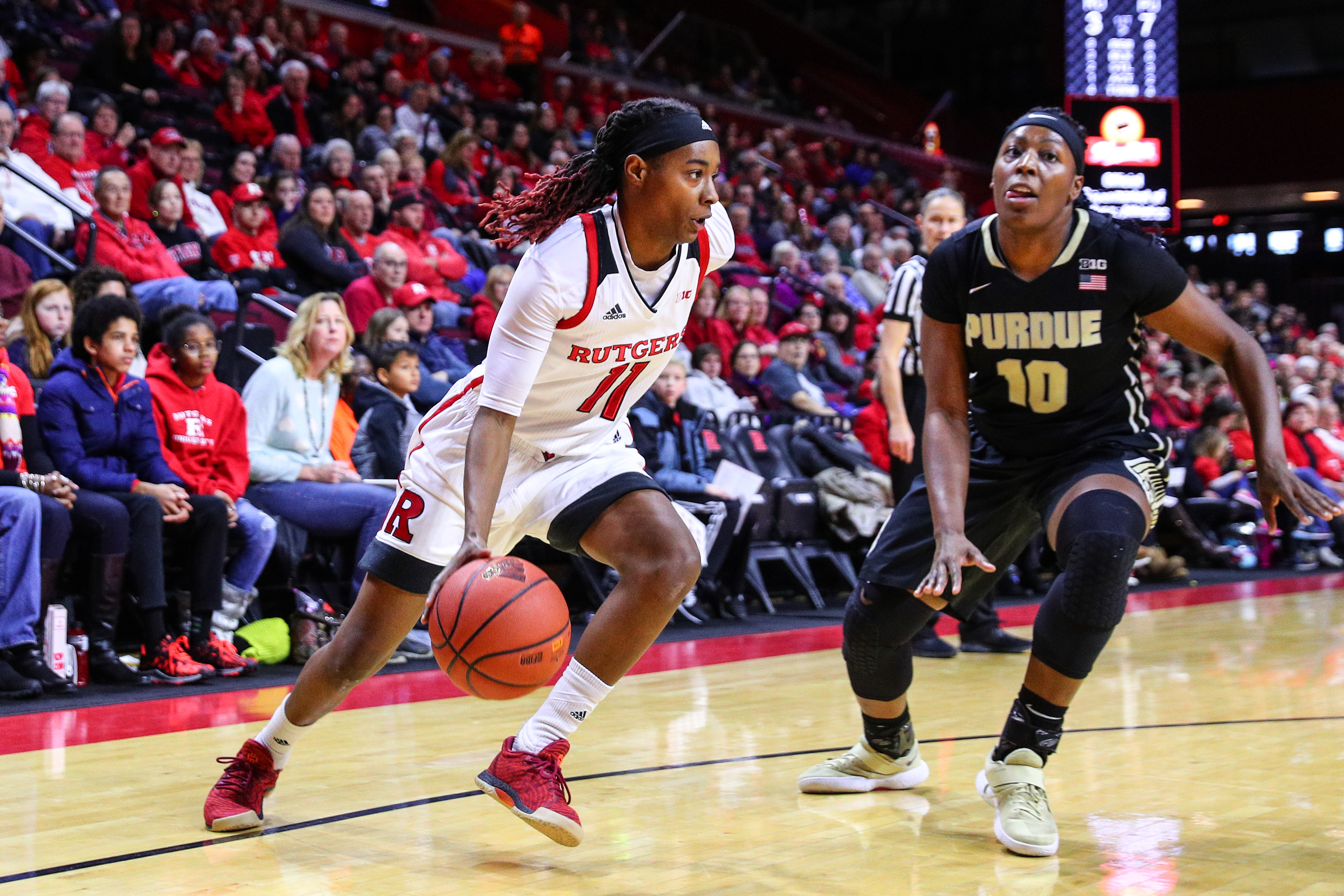 Rutgers Women's Basketball - On the Banks