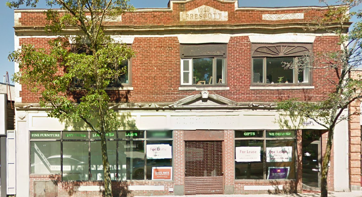 19 Poplar St., Roslindale —the future home of Shaking Seafood