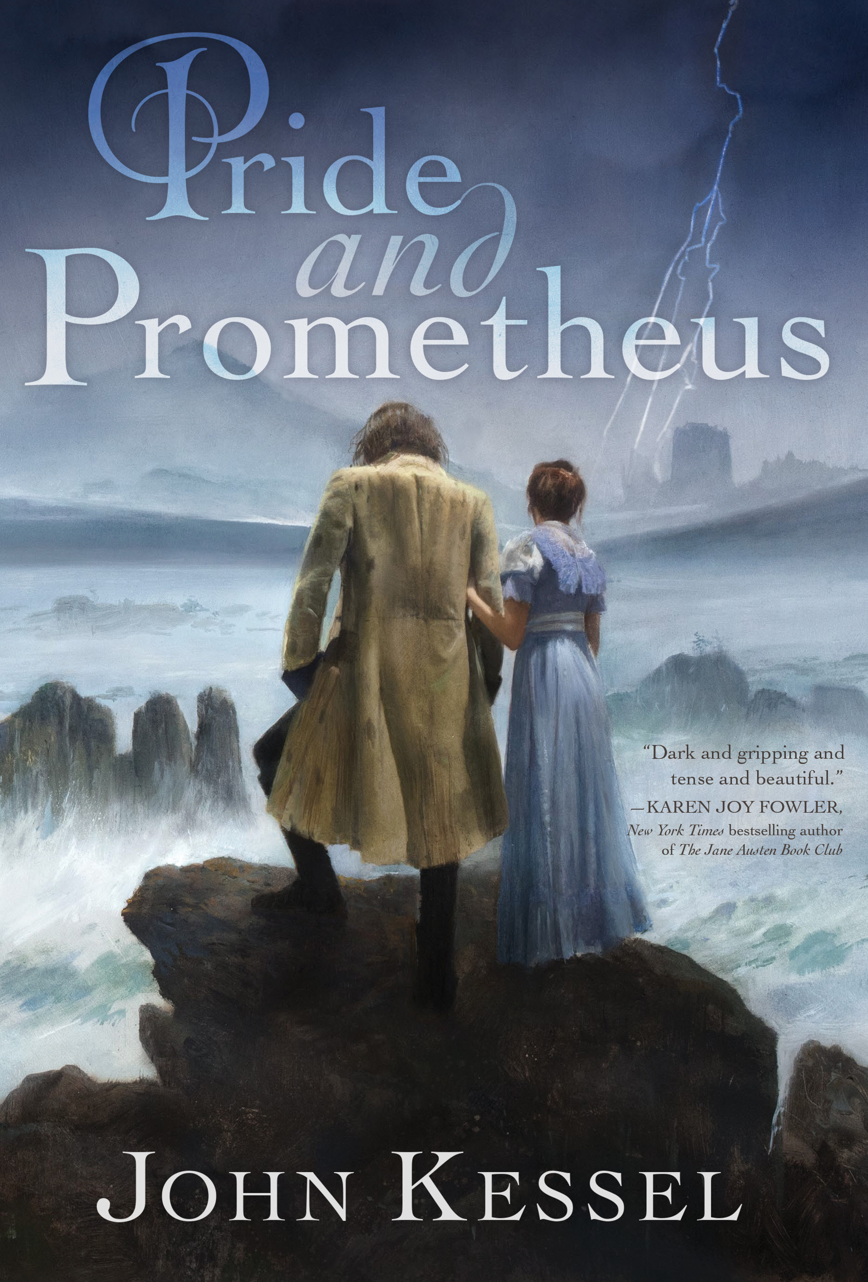2 of the loneliest characters in literature find companionship in Pride and Prometheus