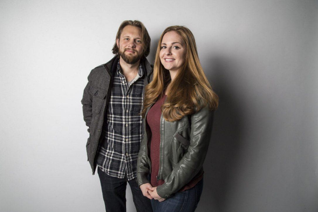 Matt Holloway and Michelle Davis