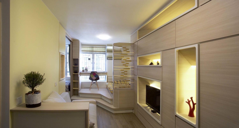 micro apartment in hong kong
