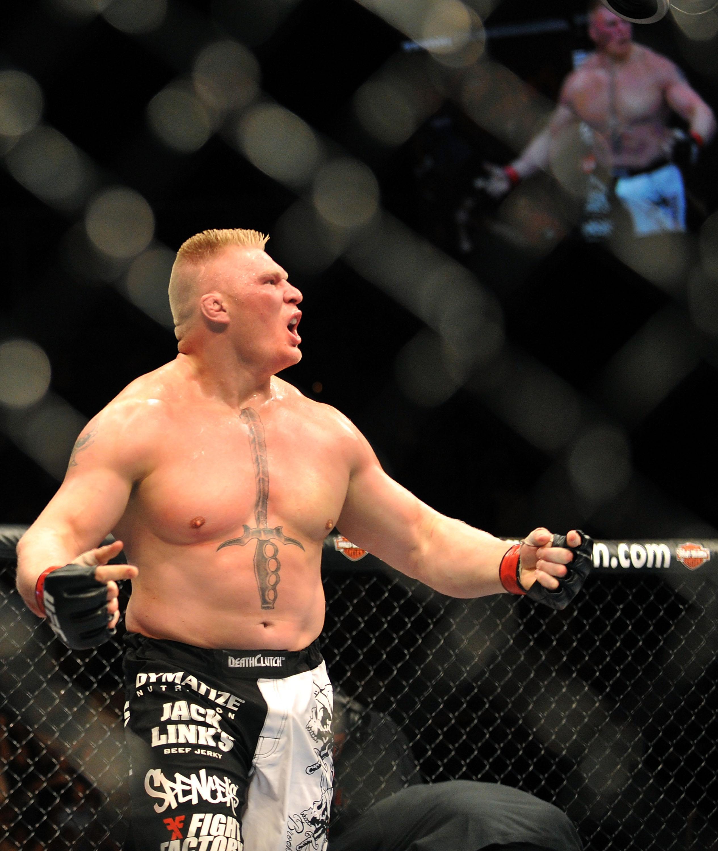 UFC 100 - Frank Mir v Brock Lesnar