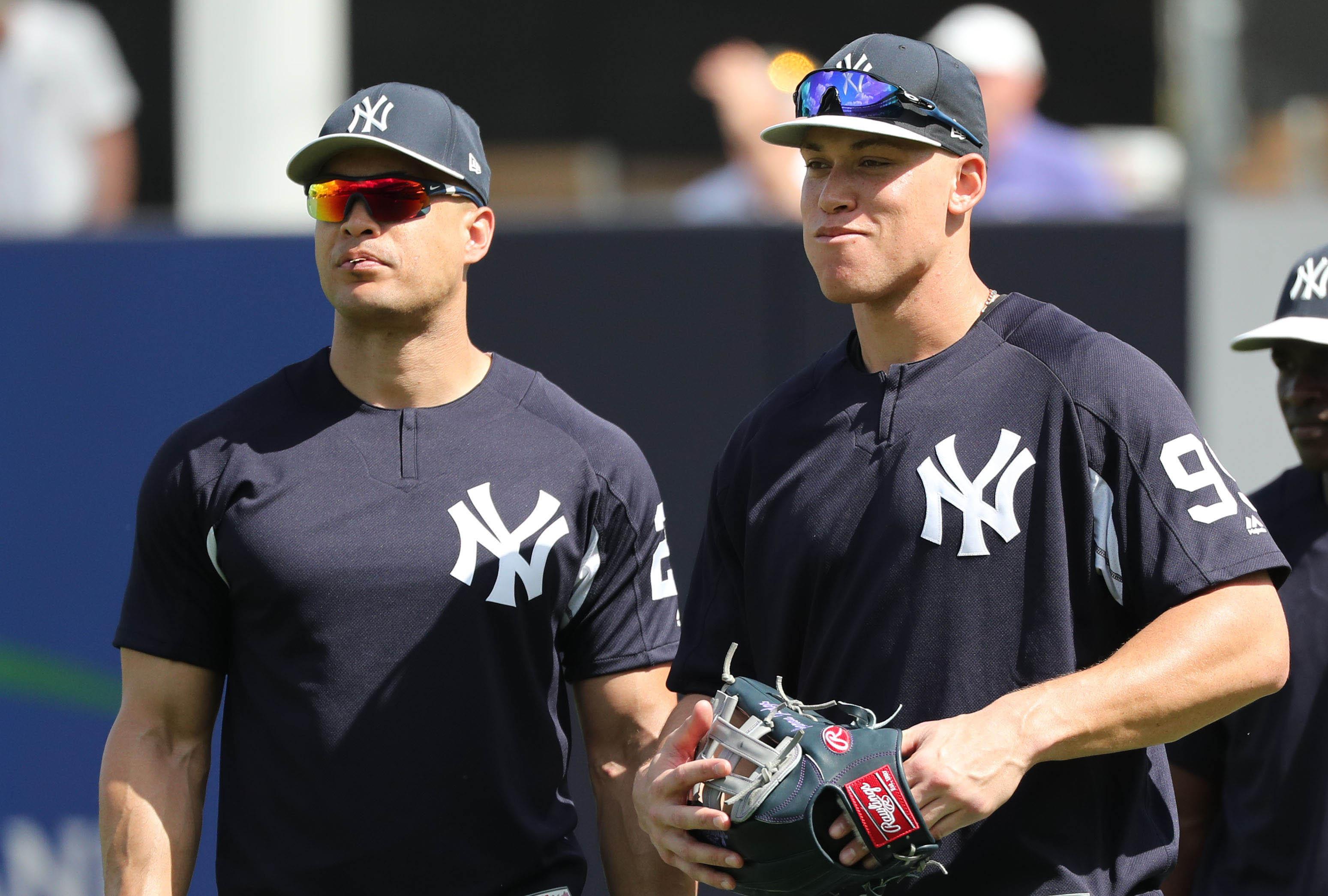 Spring training 2018  Yankees vs. Tigers - Pinstripe Alley 832f02e5c09