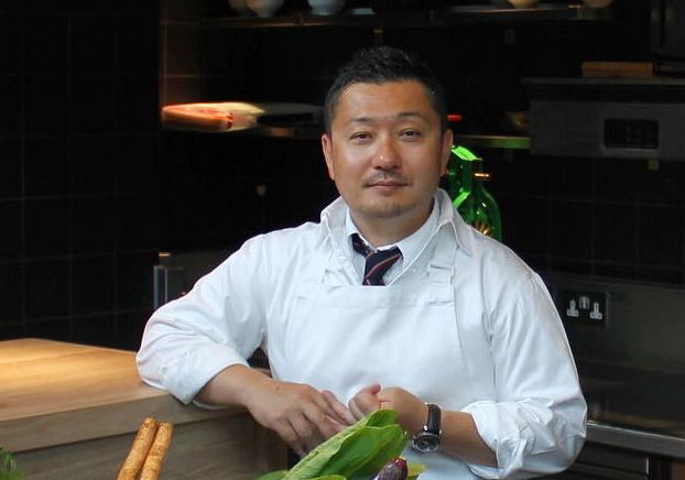 Endo at Rotunda Sushi Restaurant Opens at Ex-BBC TV White City Tower