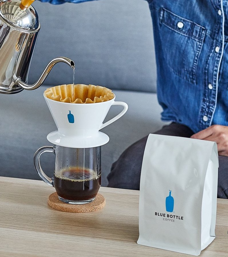 Blue Bottle Coffee's New Union Market Cafe Opens March 4