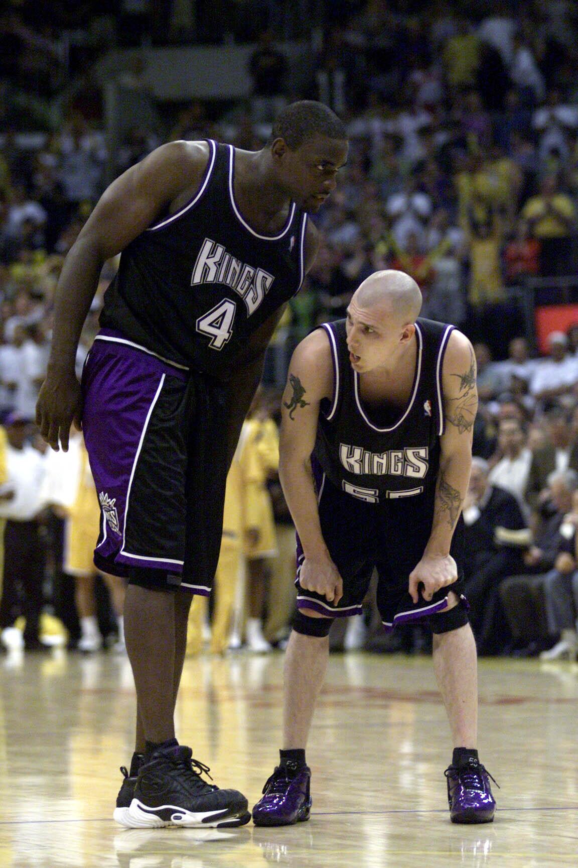 Kings v Lakers X