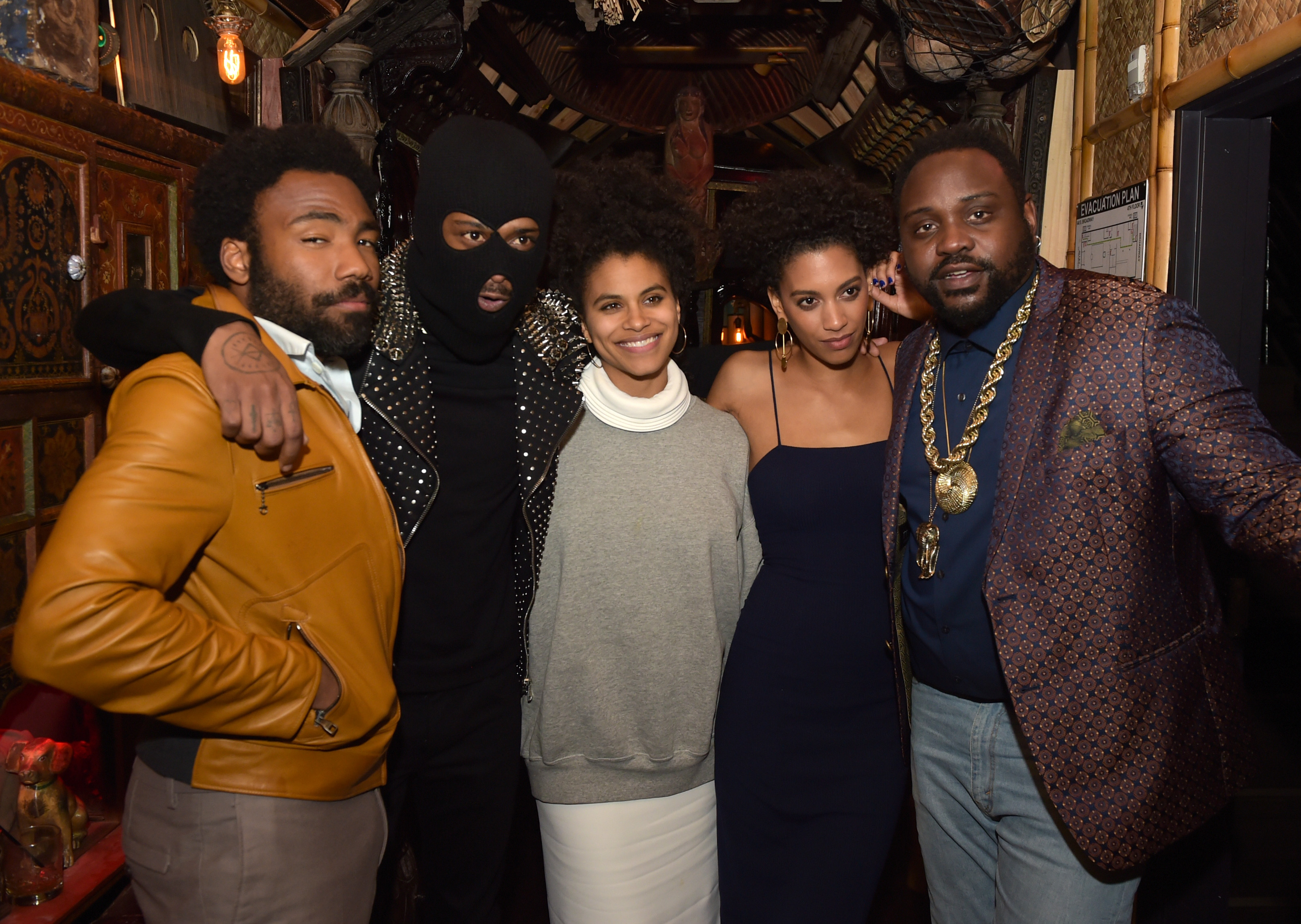 Premiere For FX's 'Atlanta Robbin' Season' - After Party