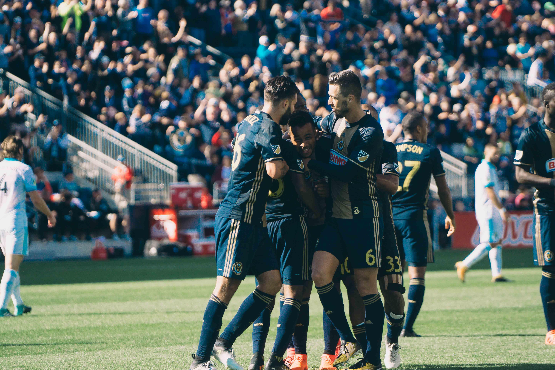 Photo Gallery // Philadelphia Union vs Seattle Sounders