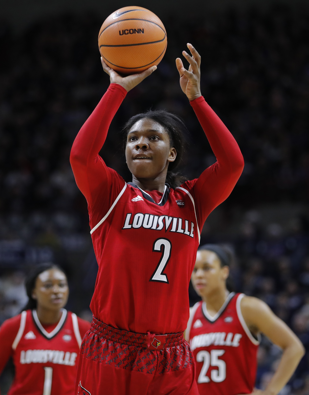 NCAA Womens Basketball: Louisville at Connecticut