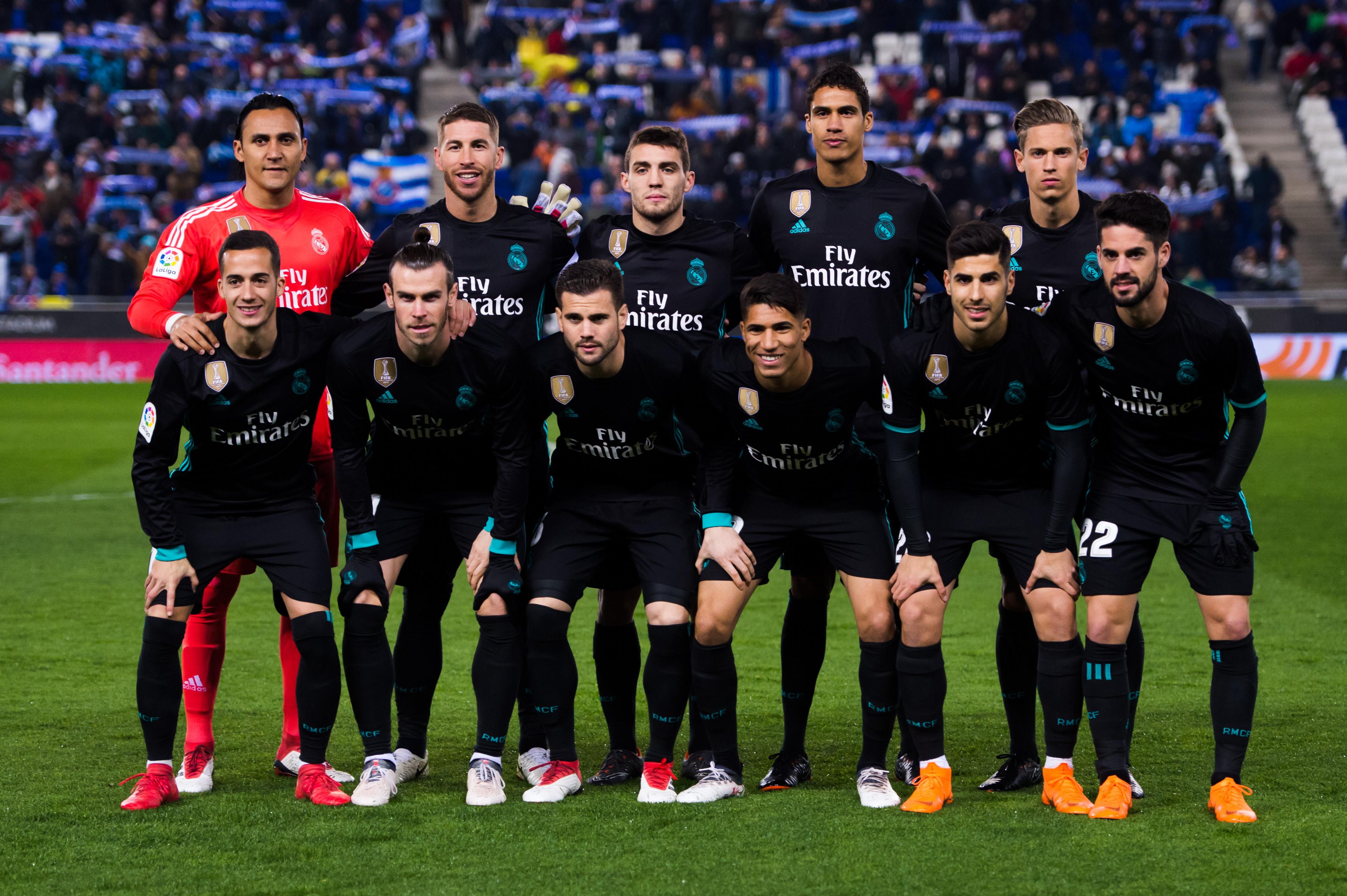 Watch Getafe Cf Vs Real Madrid Live Stream La Liga: Real Madrid CF: La Liga