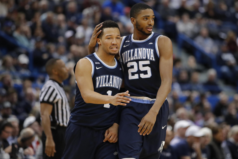 NCAA Basketball: Villanova at Connecticut