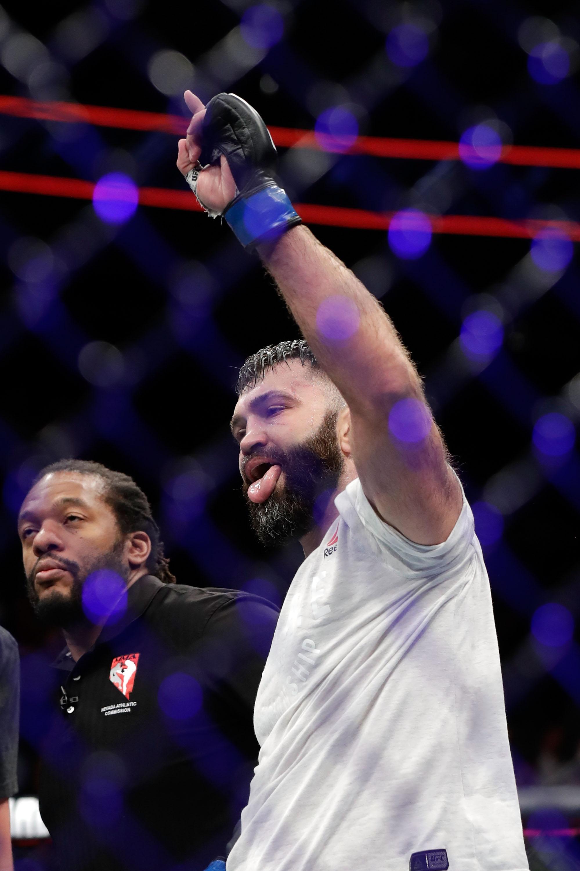 UFC 222: Struve v Arlovski