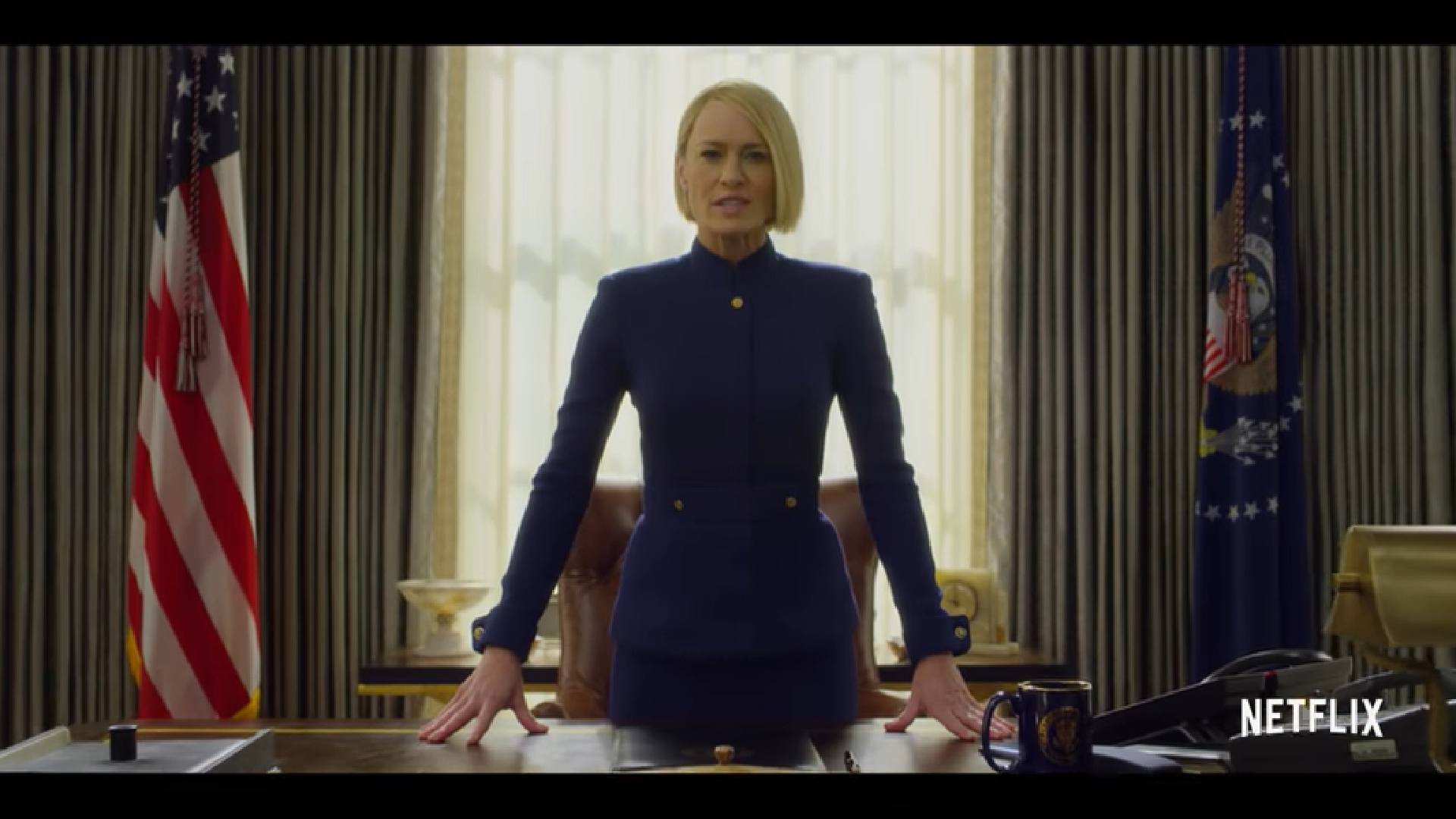Netflix S House Of Cards Season 6 Will Focus On Claire Underwood S