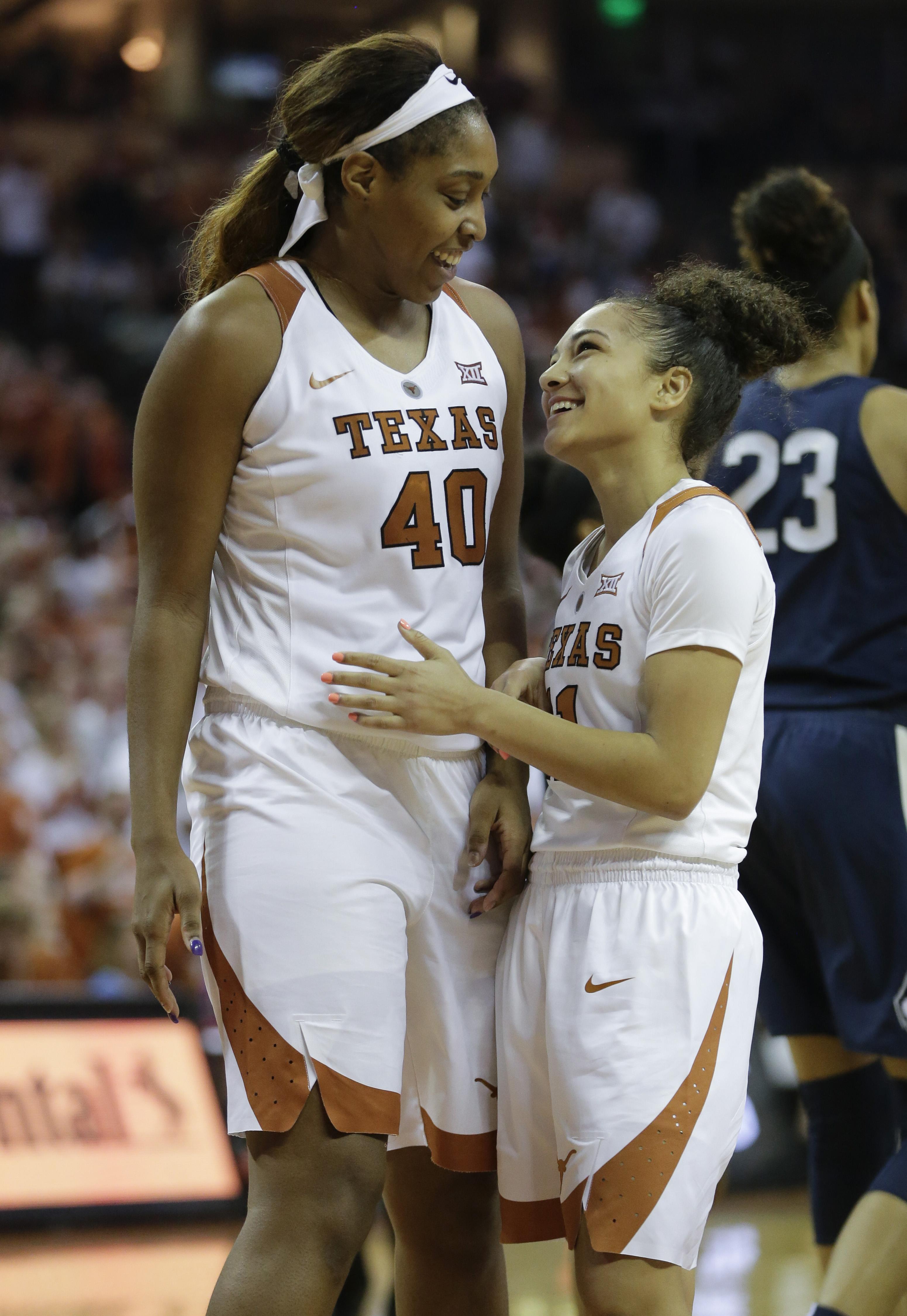 NCAA Womens Basketball: Connecticut at Texas