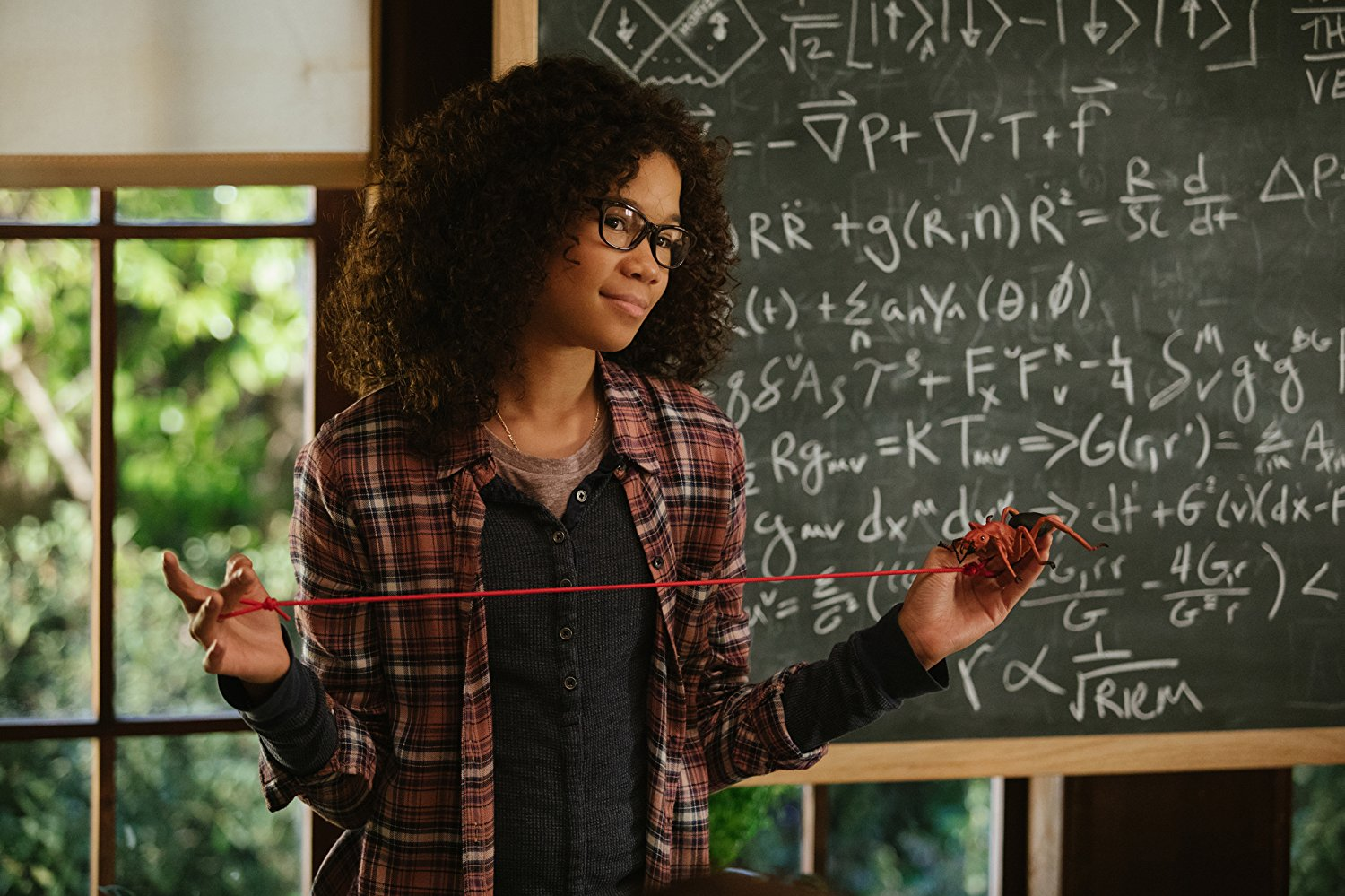 A Wrinkle in Time is a joyous celebration of its heroine's anger