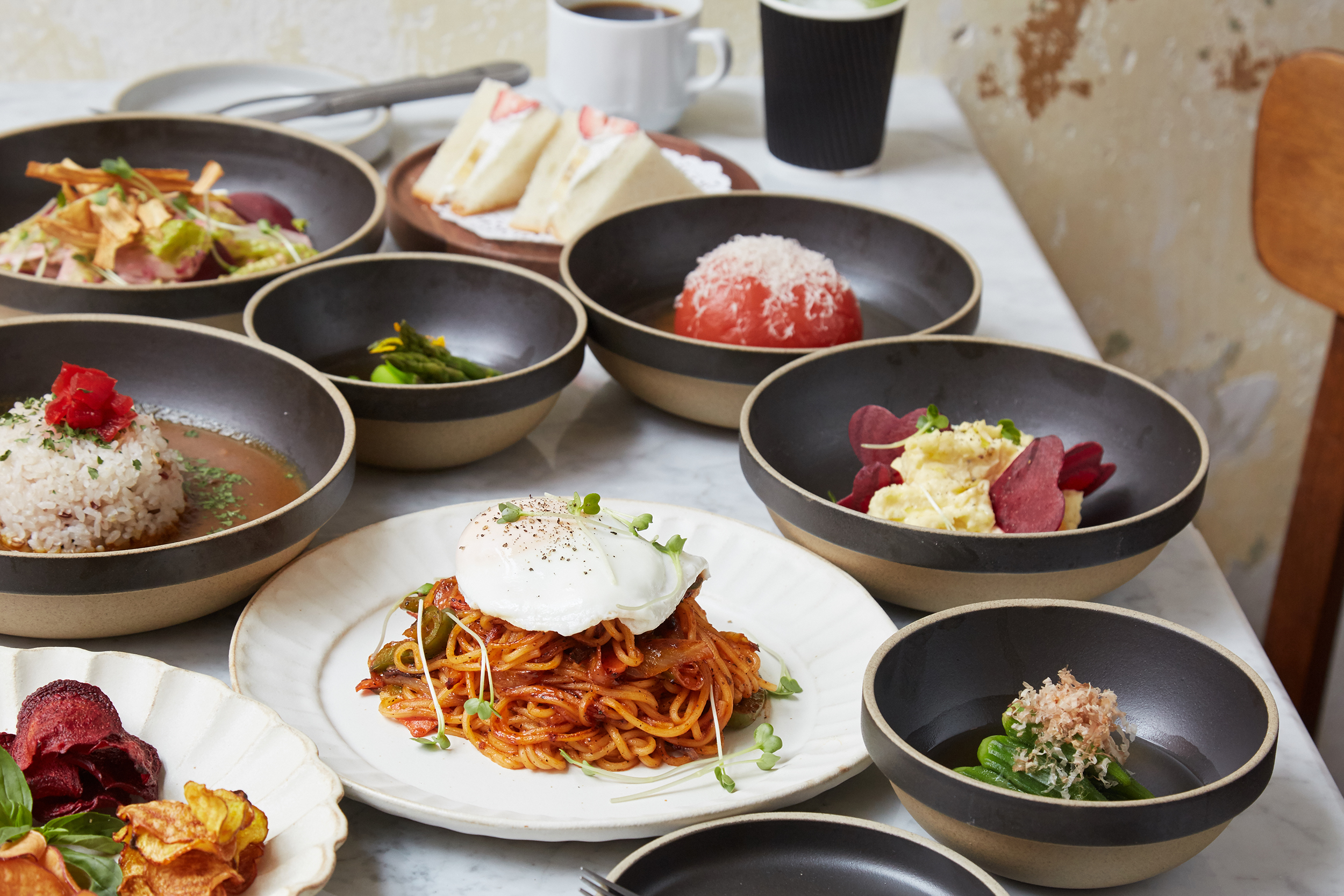NYC's Newest Hip All-Day Cafe Dishes Out Homey Japanese Fare