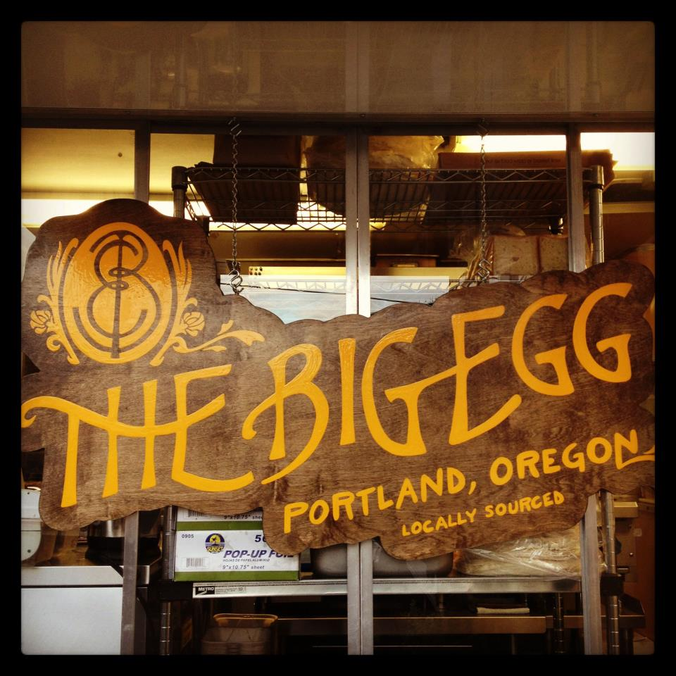 The Big Egg Reopens