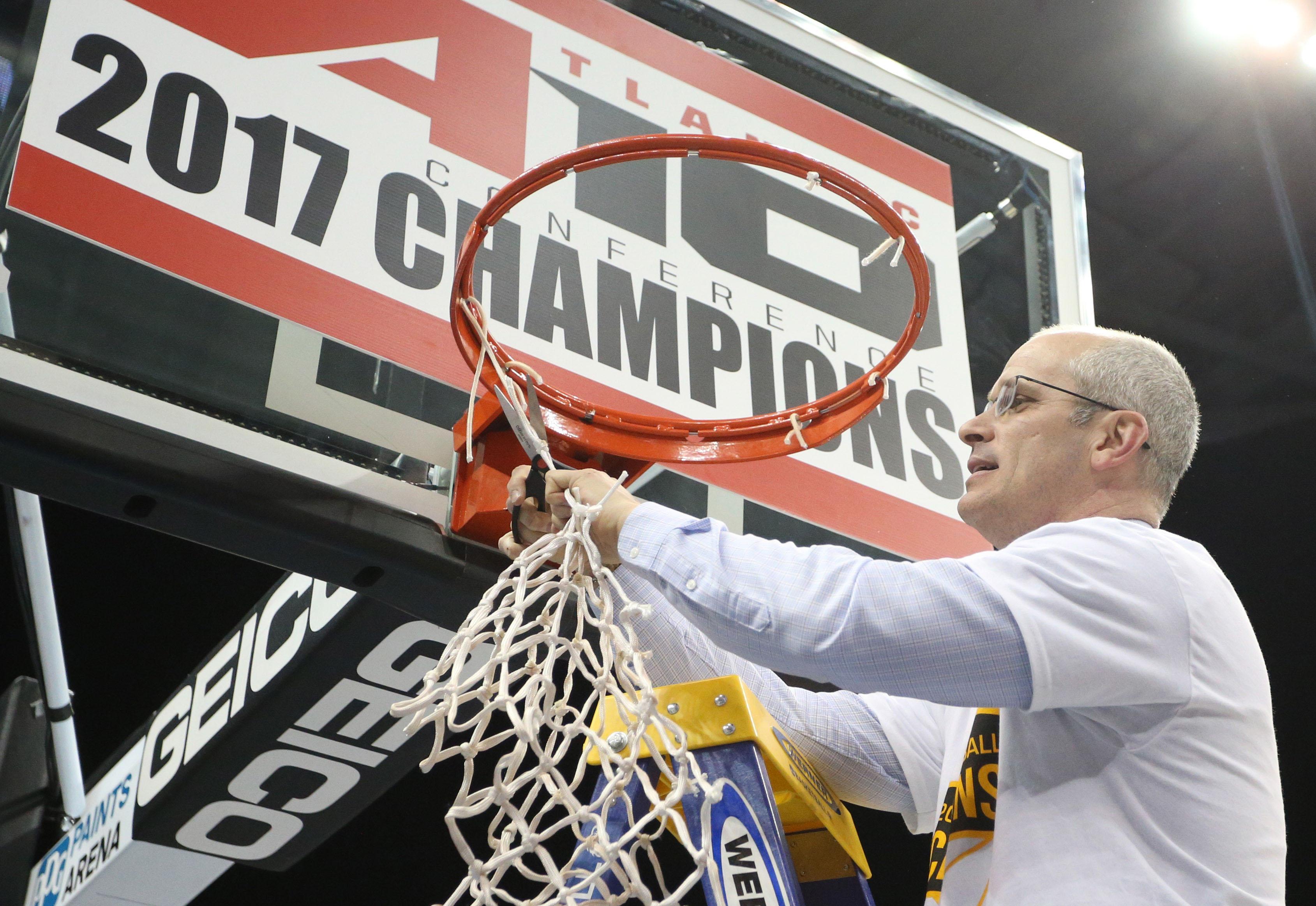 NCAA Basketball: Atlantic 10 Conference Tournament Championship - Rhode Island vs VCU