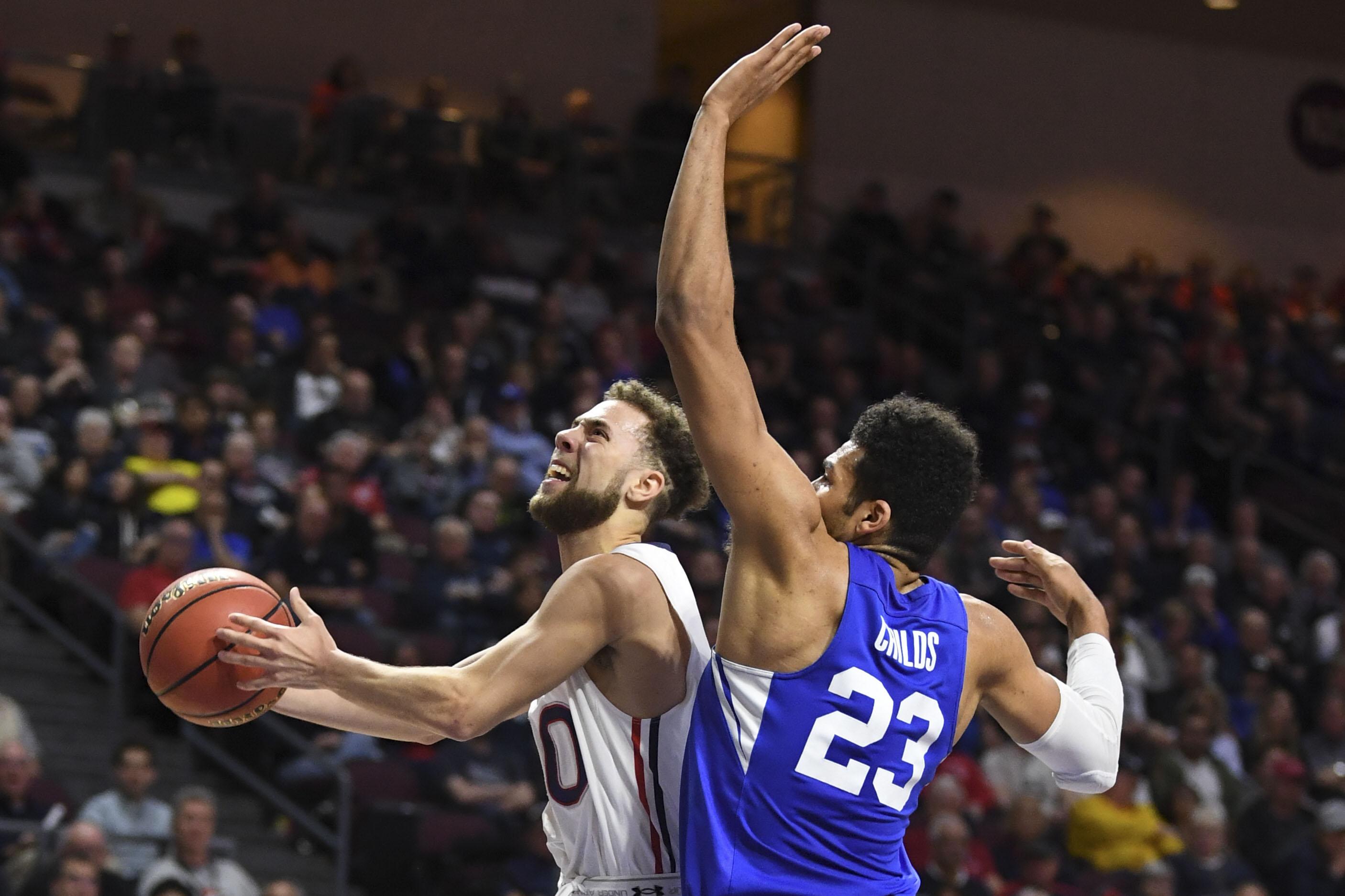 Upset! BYU beats St Mary's to advance to WCC tournament finals