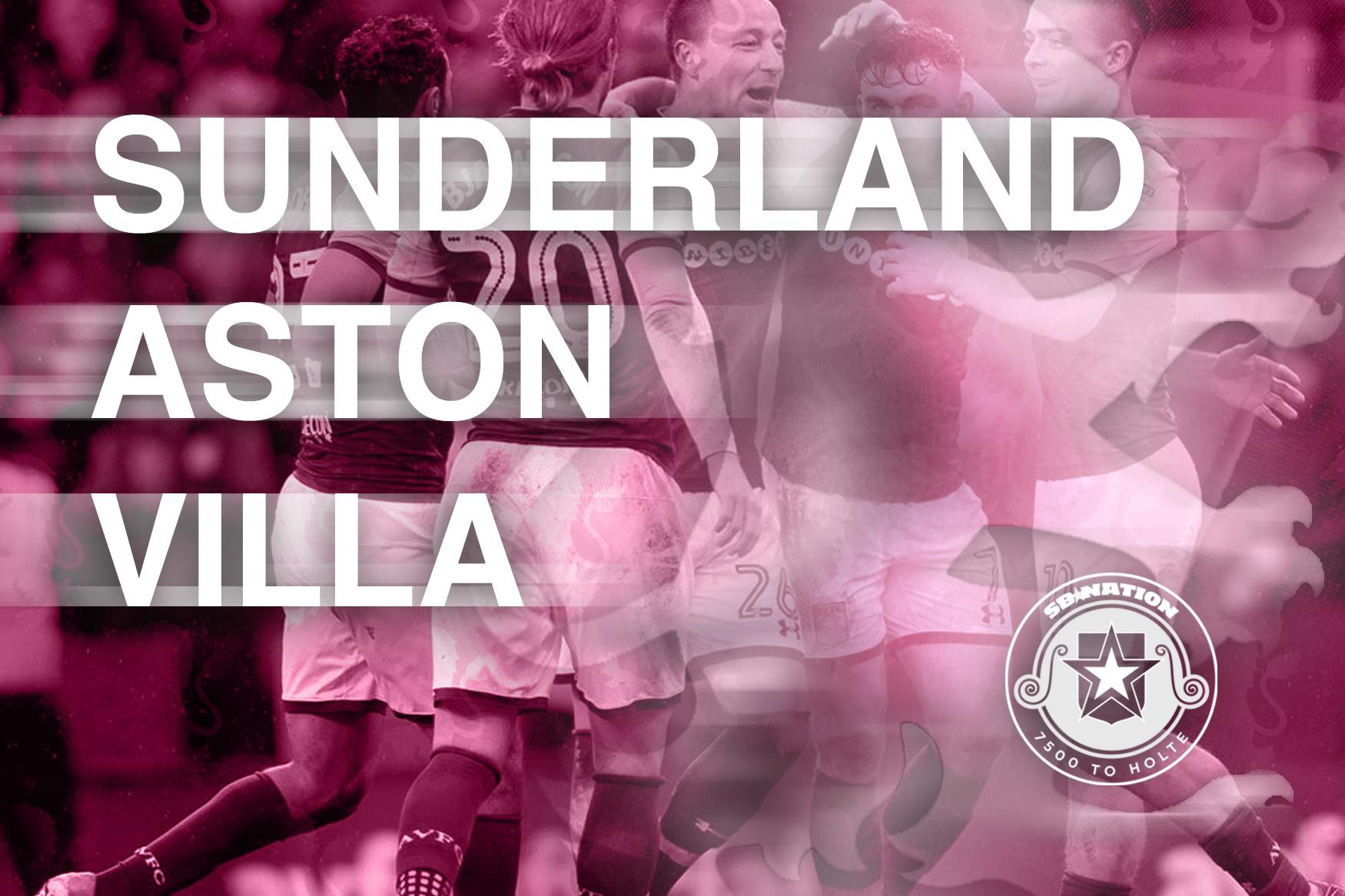 Aston Villa Sunderland Online Stream