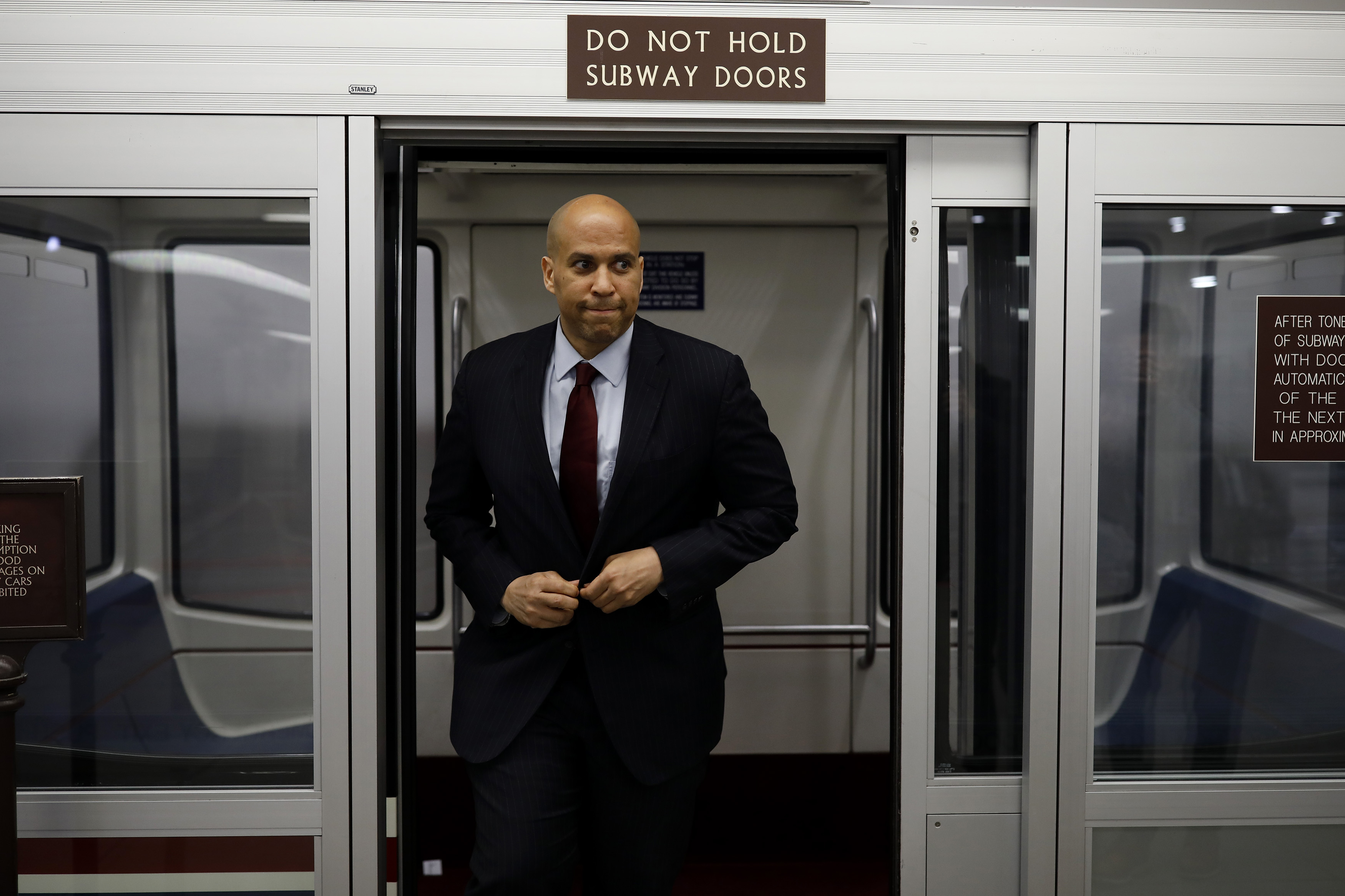 Stock buybacks are soaring to record levels — and Cory Booker wants to stop it